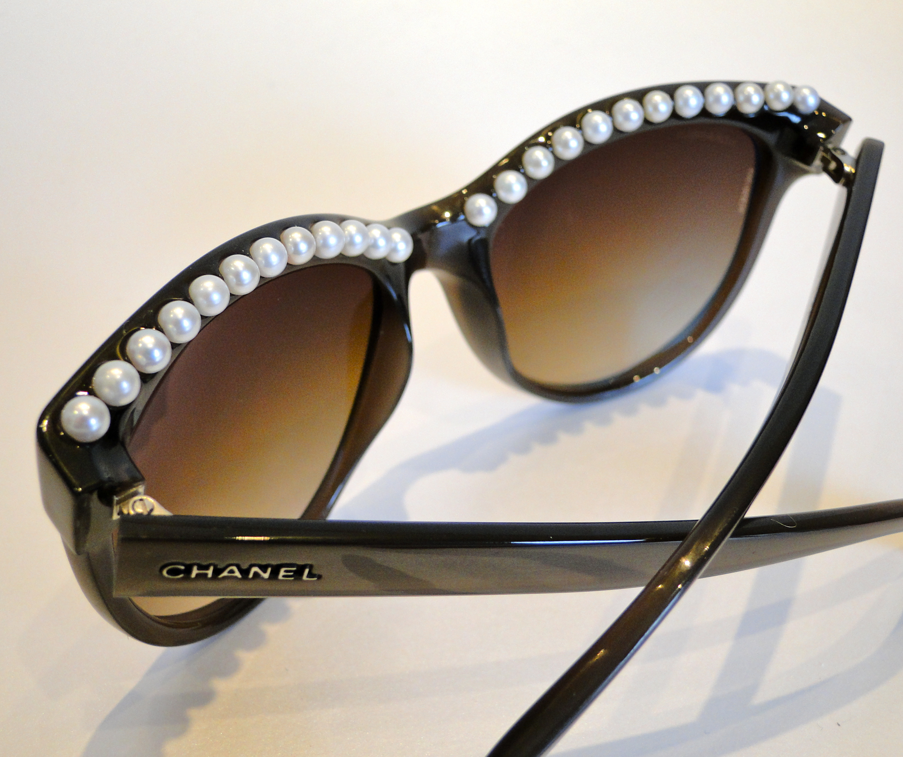 c84a2cfefb Chanel Pearls Sunglasses Authentic