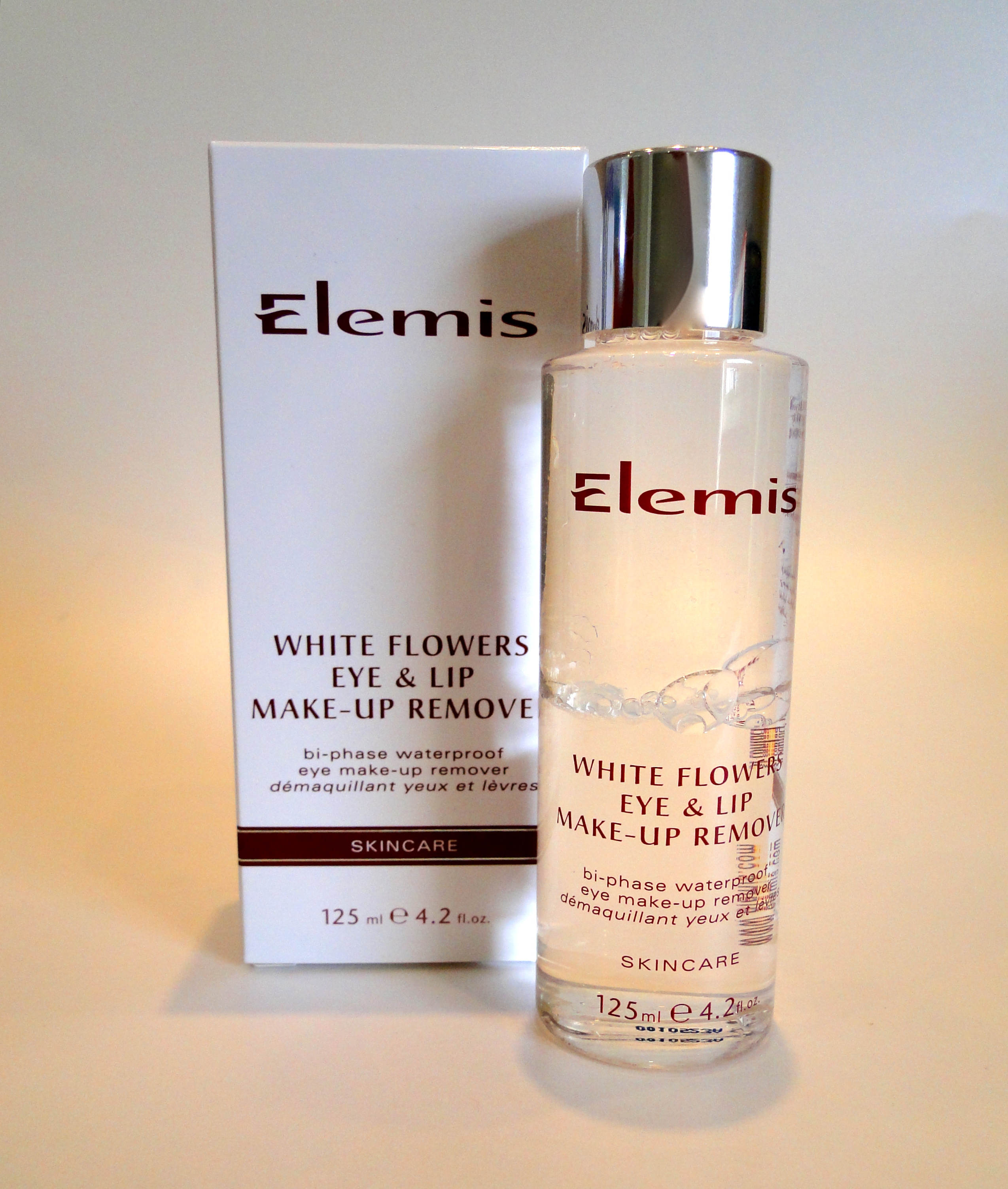 Elemis white flowers eye lip make up remover the luxe list dsc01808 mightylinksfo