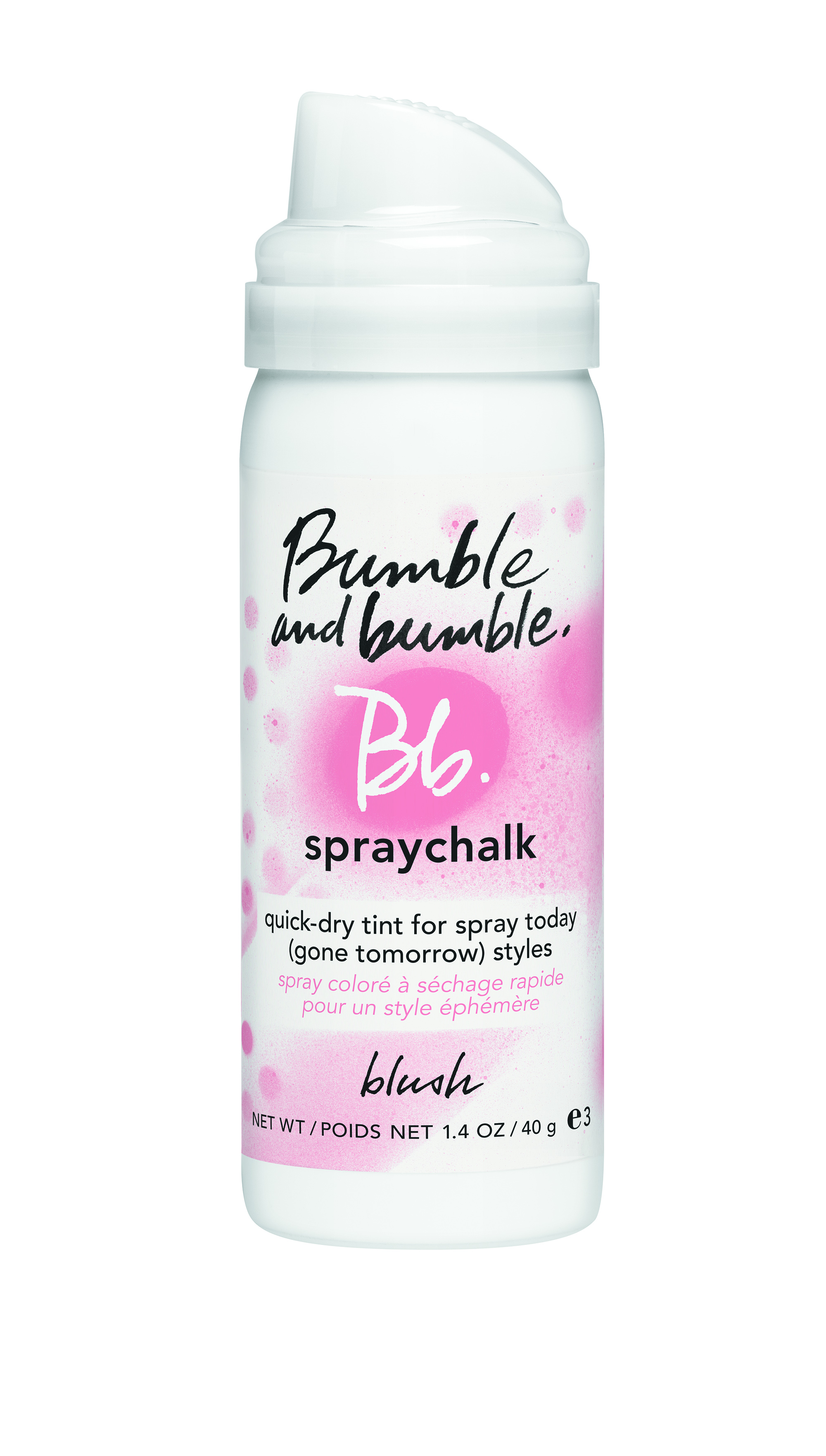 Spray chalk - Blush