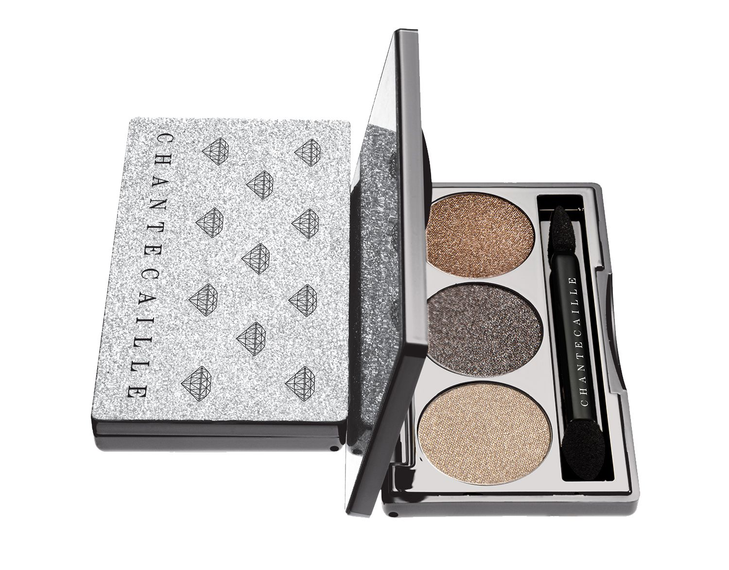 Gift Guide: Chantecaille The Diamonds Eyeshadow Trio