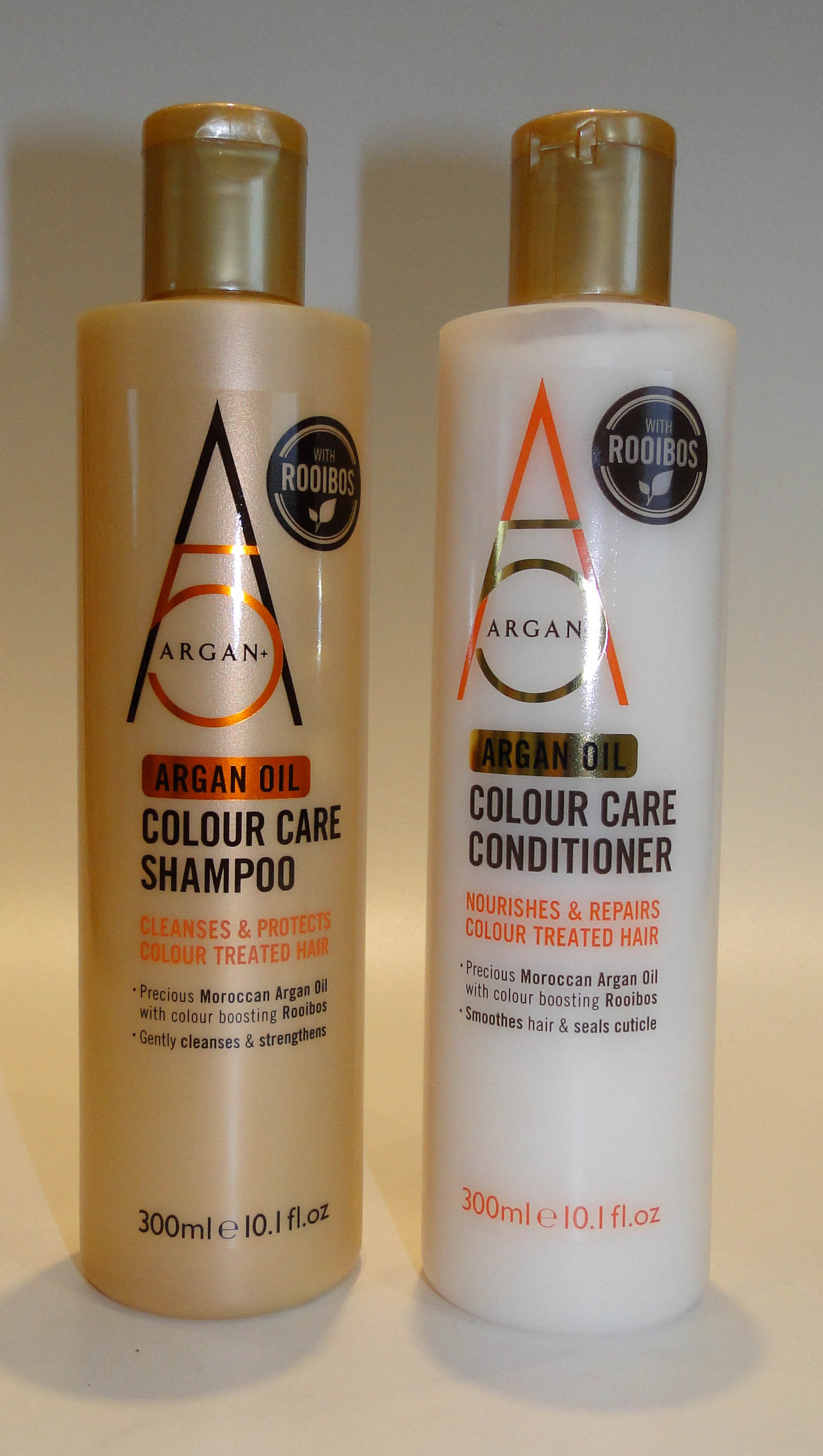 Argan 5 Shampoo and Conditioner