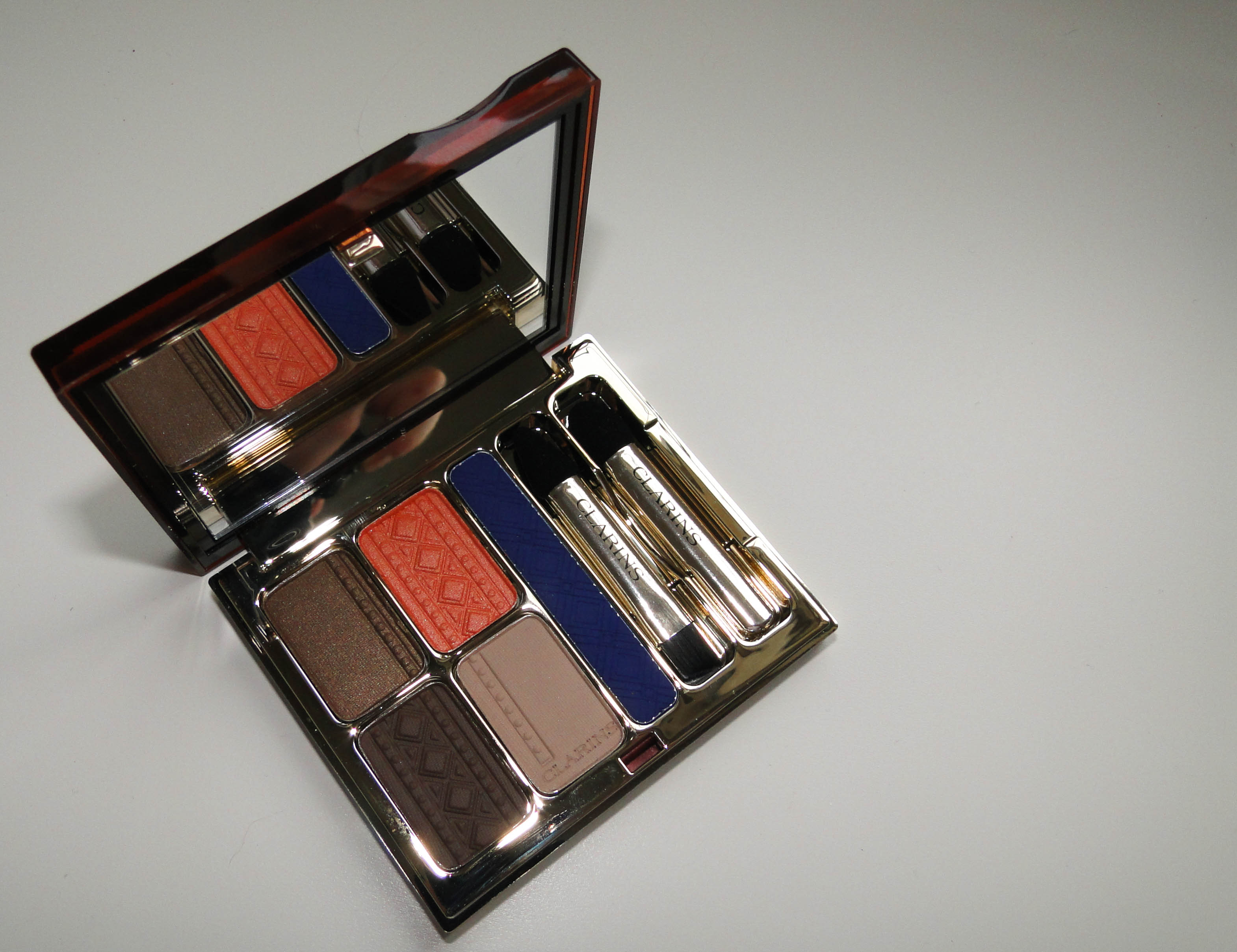 Clarins Color of Brazil Eye Quartet 2