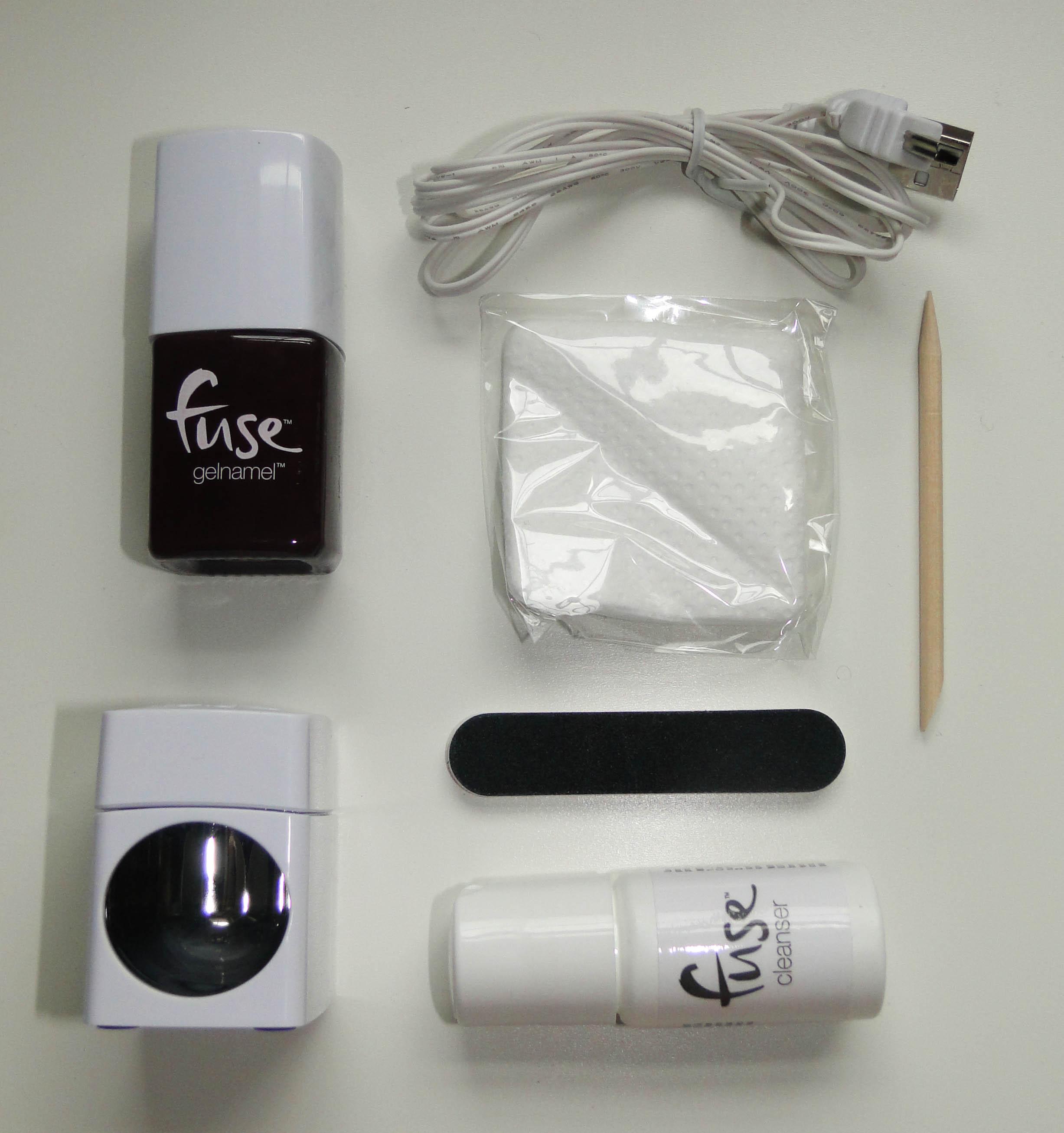 Fuse Gelnamel Starter Kit 1