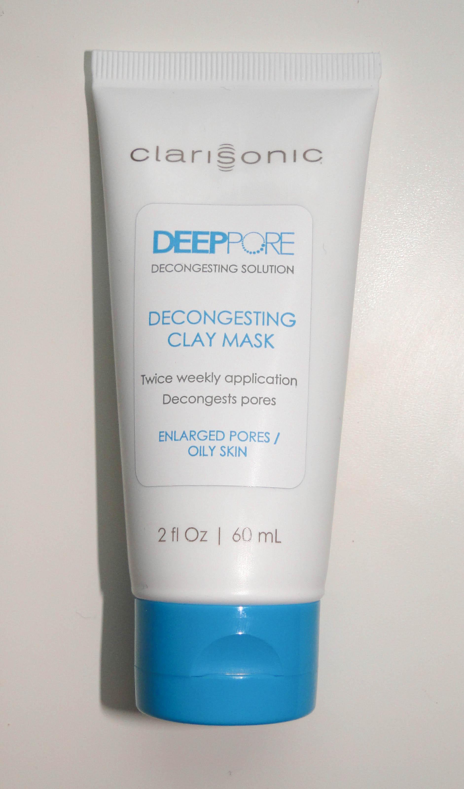 Clarisonic Deep Pore Cleanser Mask