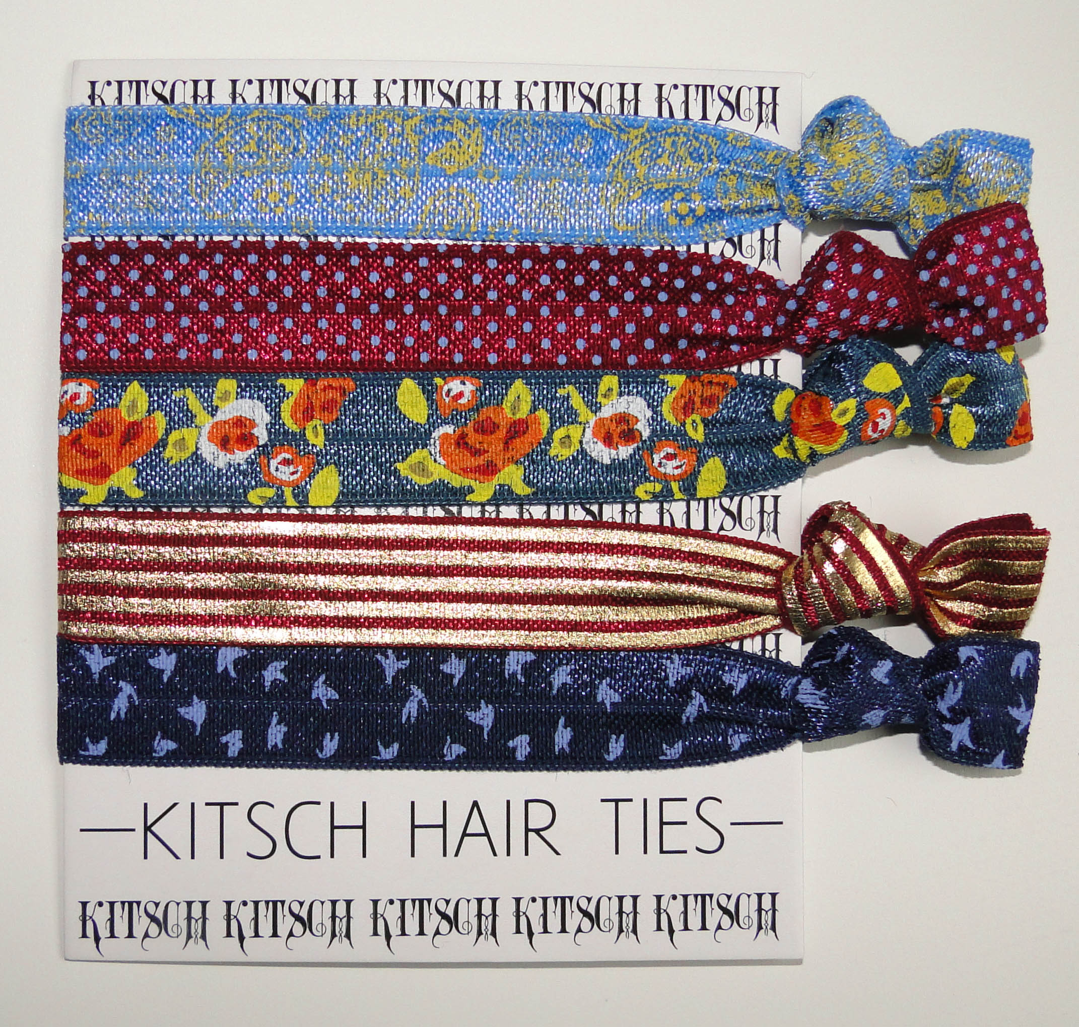 Kitsch Bohemian Hair Ties