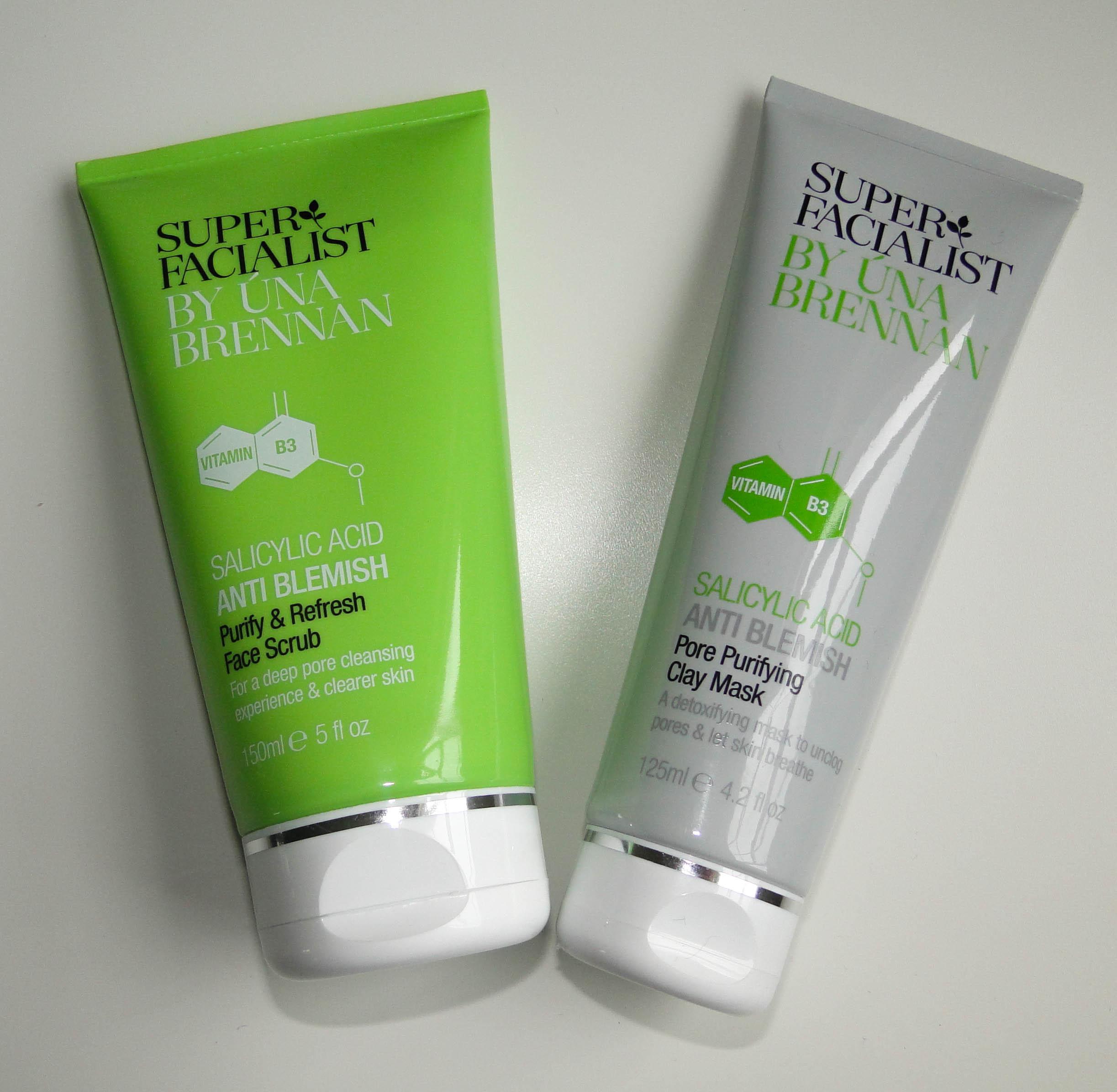 Una Brennan Anti Blemish Skincare