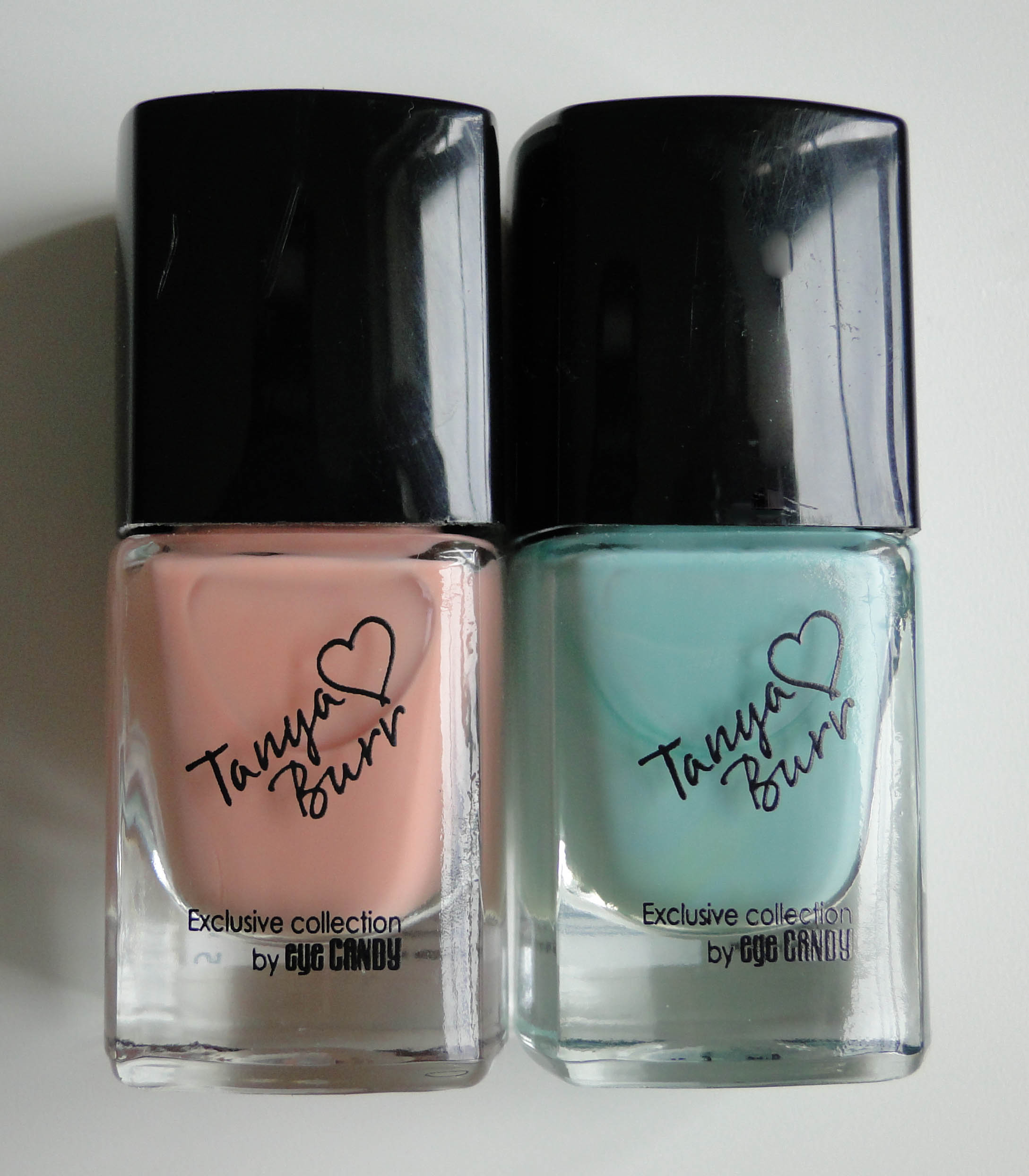 Tanya Burr Lipgloss and Nail Varnish-2