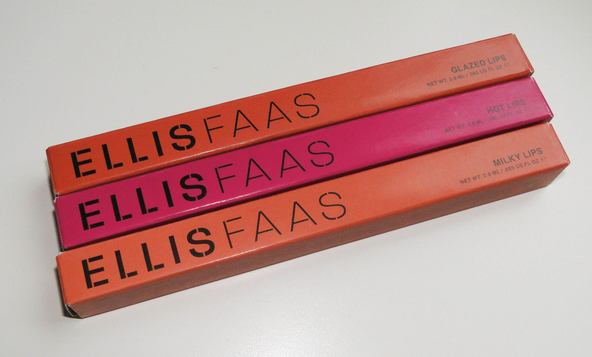 Ellis Faas Summer Set of 3 Lip Colours - Net a Porter