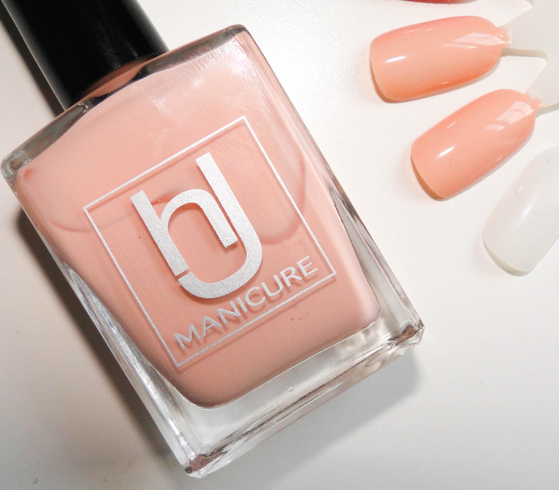 HJ Manicure Peach Blossom-2