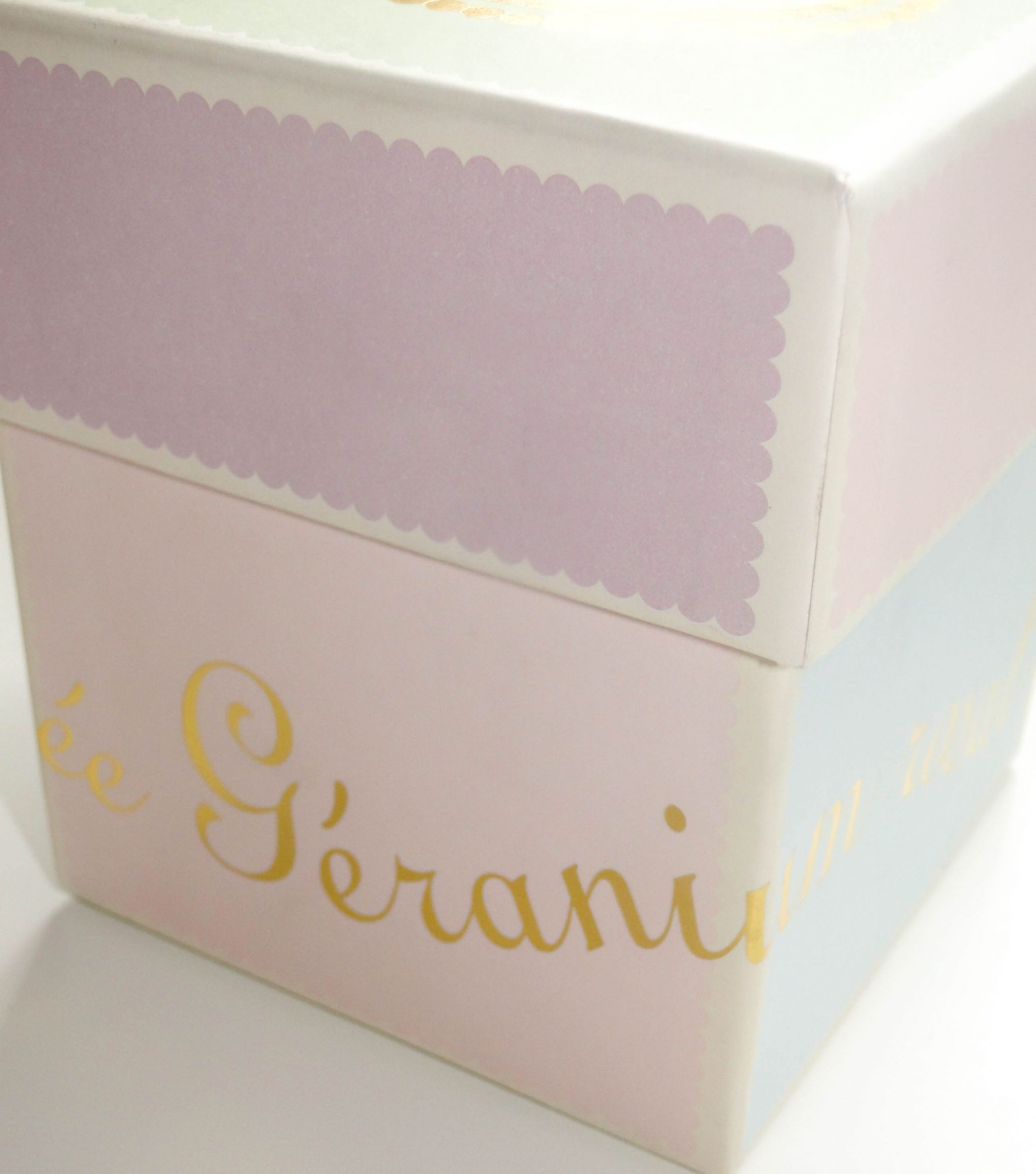 Laduree Geranium Candle-2