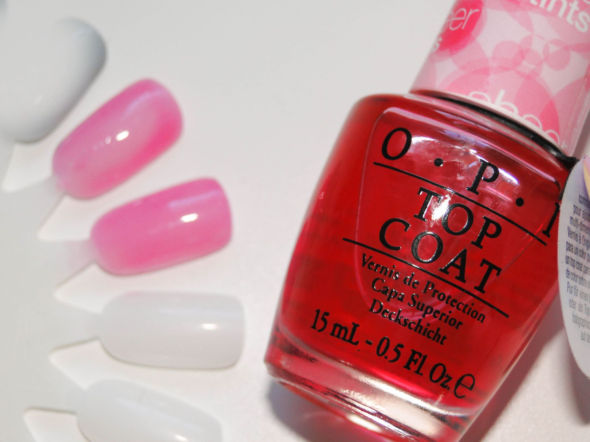 OPI Sheer Tints - Be Magental With Me-2