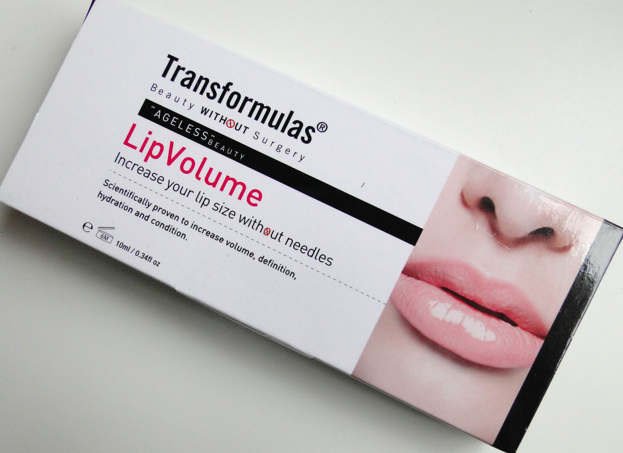 Transformulas Lip Volume