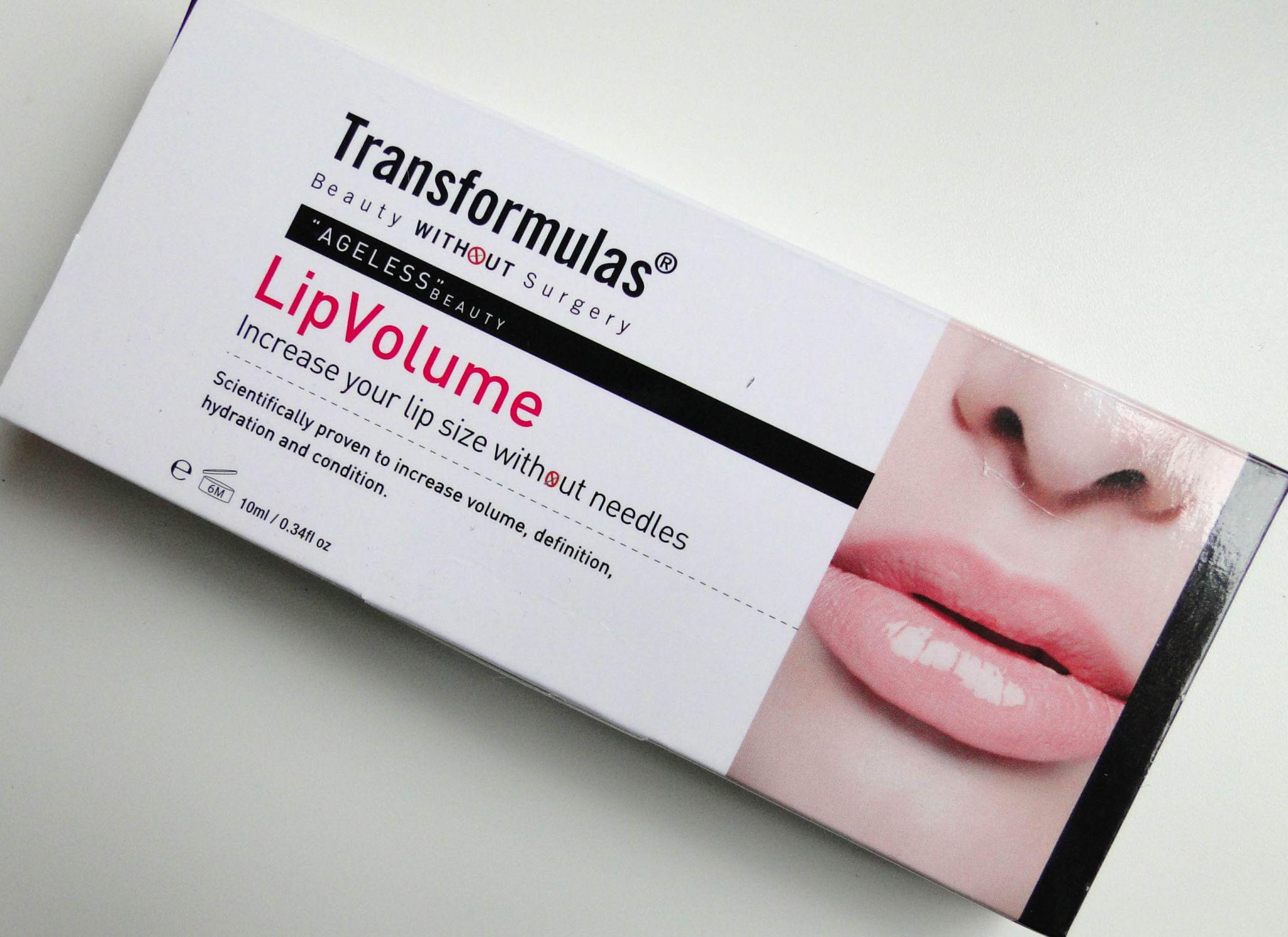 Transformulas Lip Volume