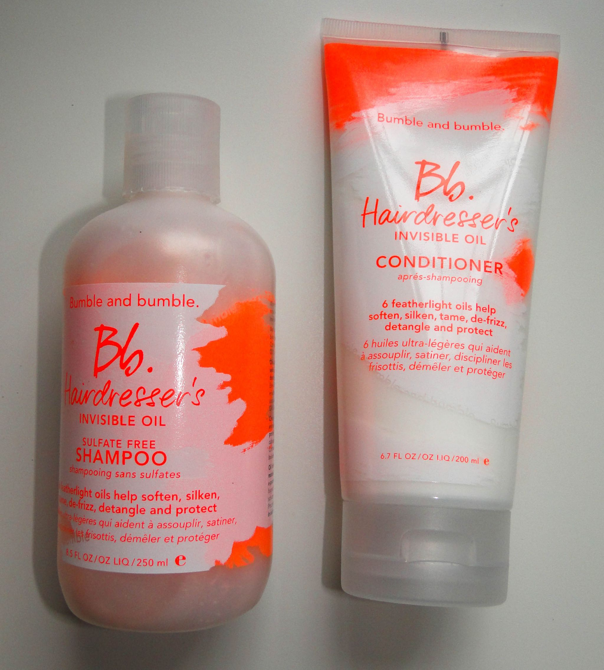 Bumble & Bumble Hairdresser's Oil Shampoo, Conditioner and Primer-5