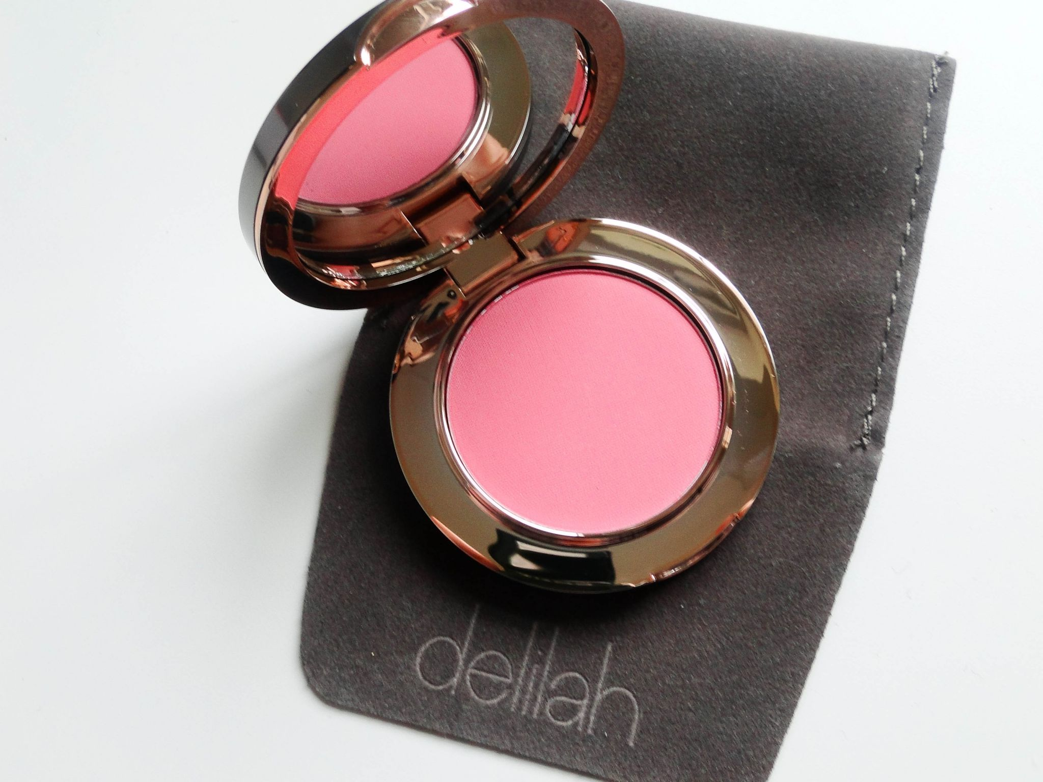 Delilah Cosmetics Blush - Lullaby-5