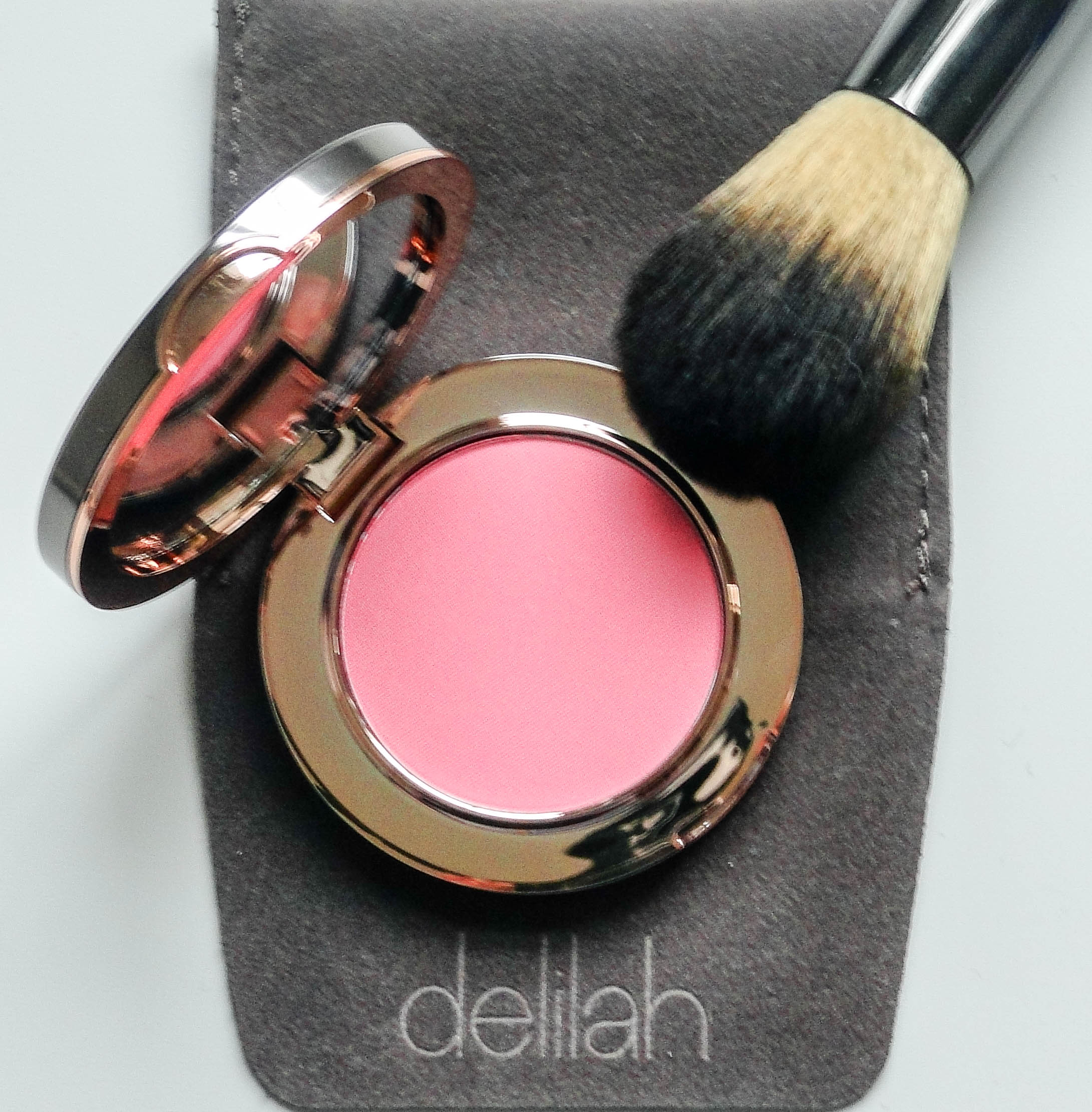 Delilah Cosmetics Blush - Lullaby-6