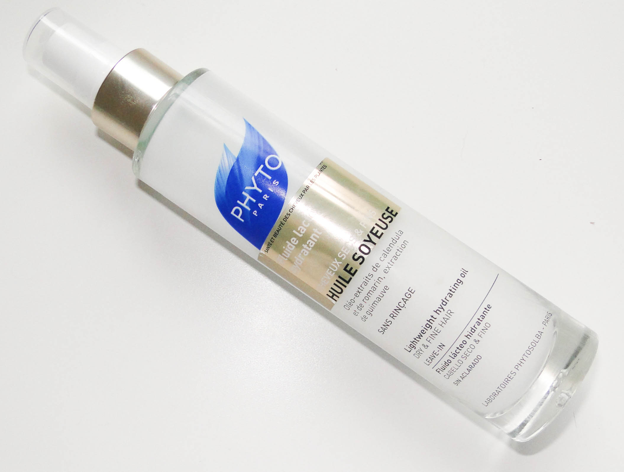 Phyto Lightweight Hydrating Oil