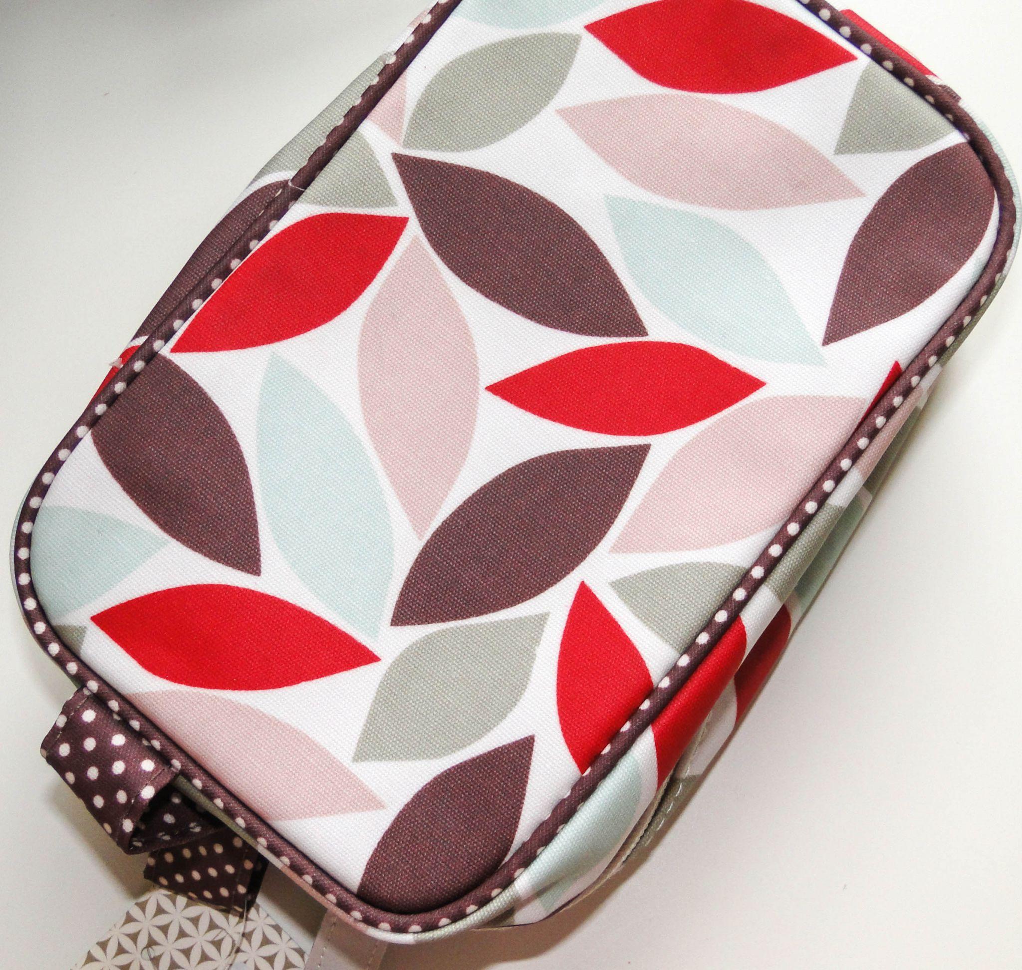Victoria Green Cosmetics Bags-3