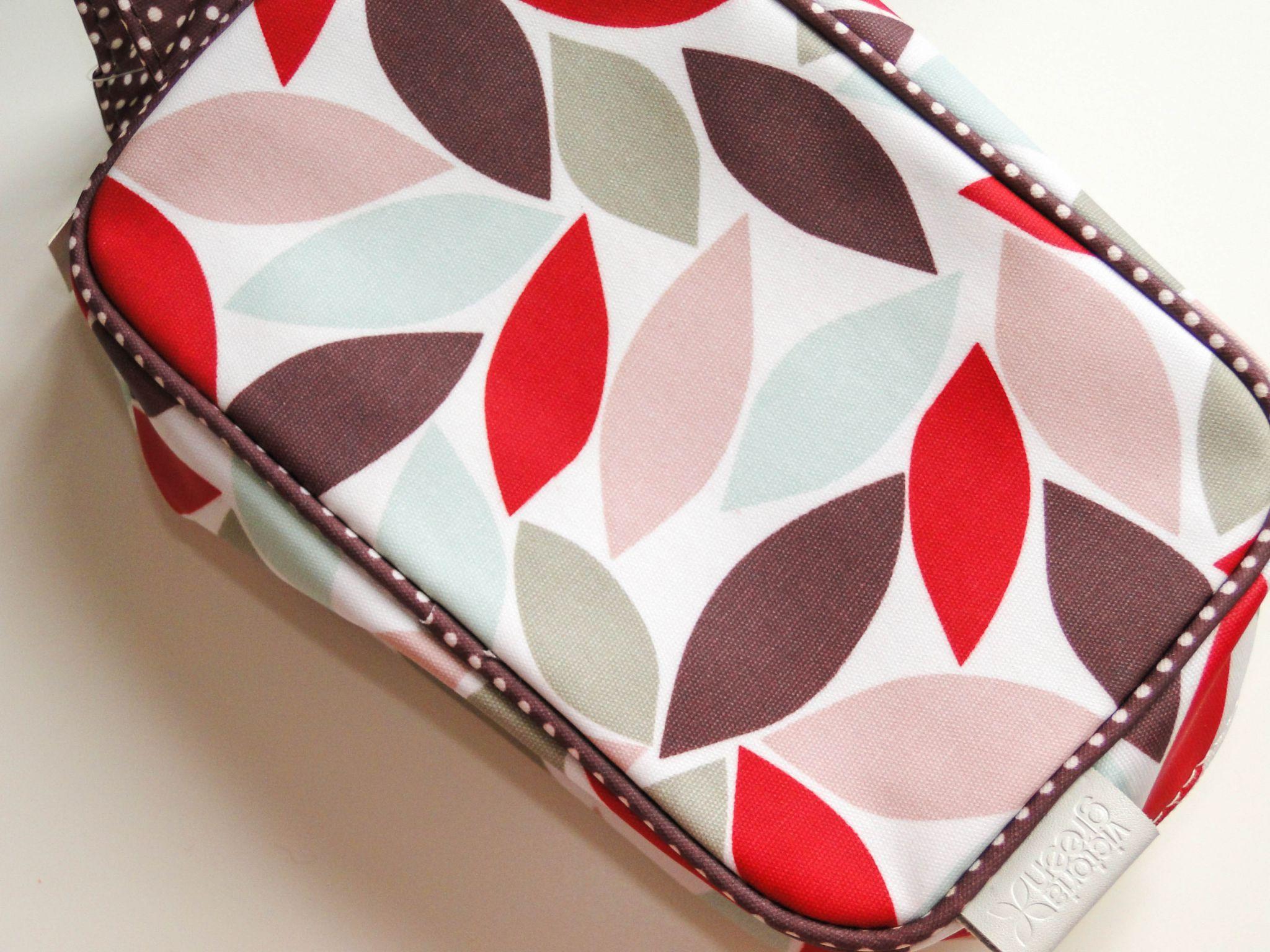 Victoria Green Cosmetics Bags
