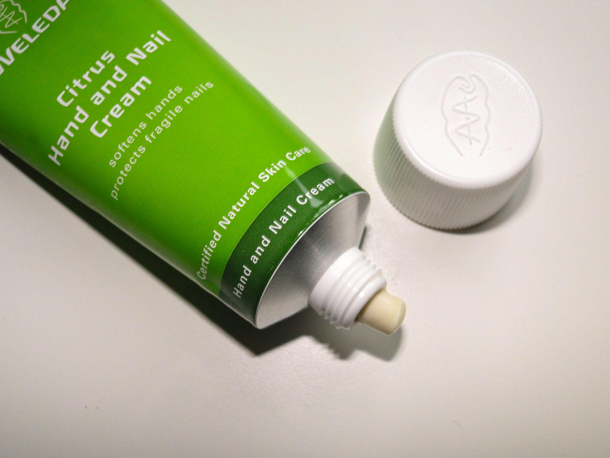 Weleda Citrus Hand & Nail Cream-2