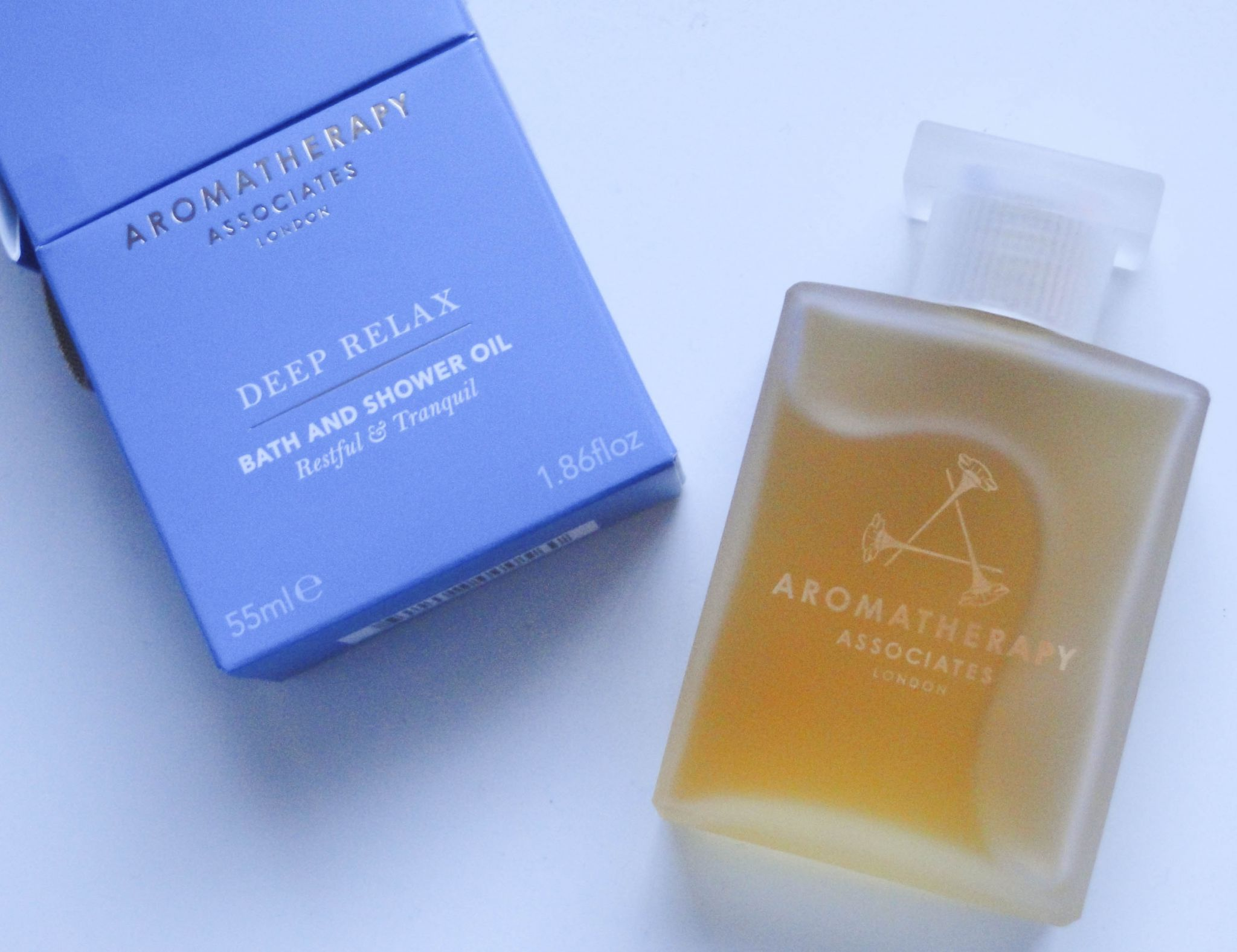 Aromatherapy Associates Deep Relax Bath and Shower Gel-2