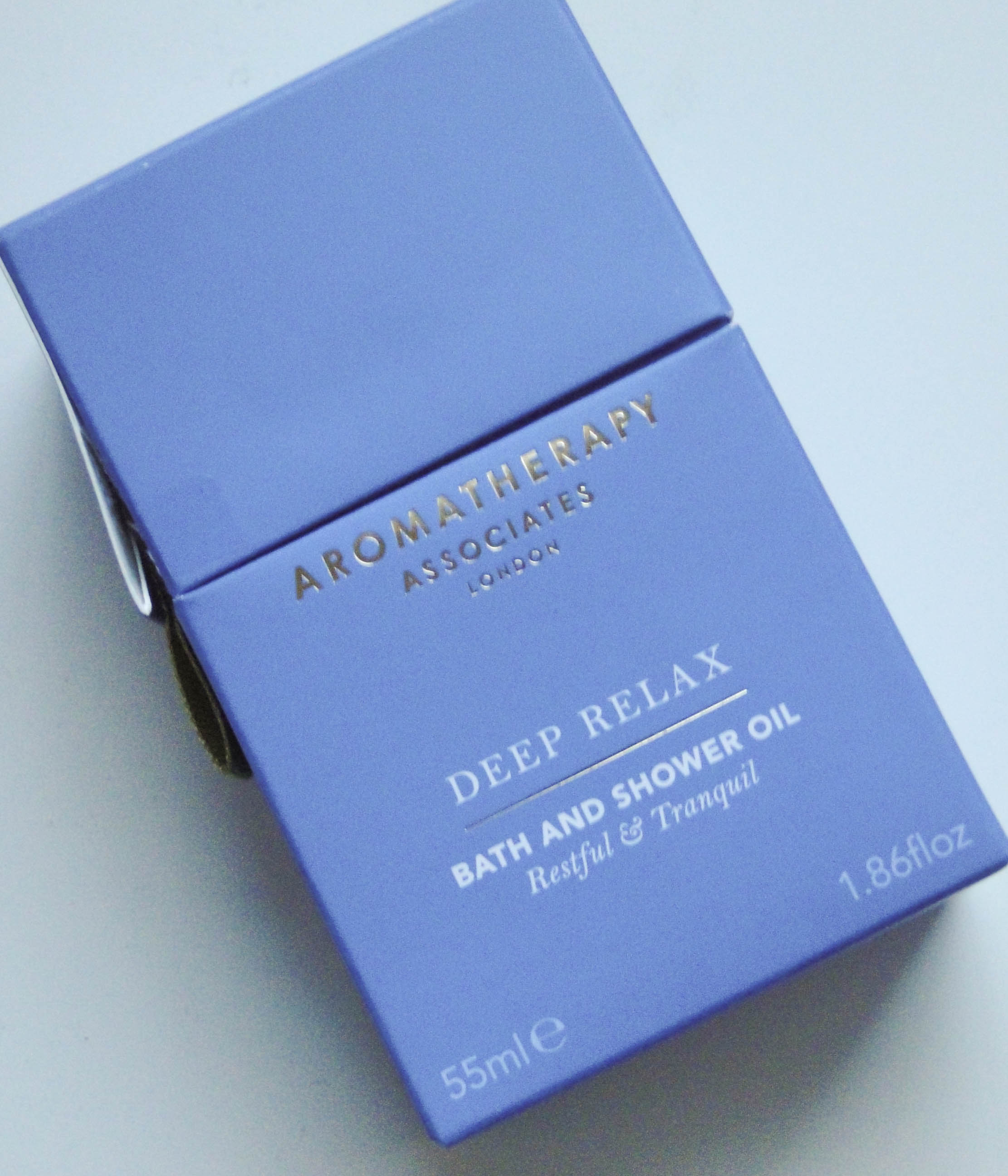 Aromatherapy Associates Deep Relax Bath and Shower Gel