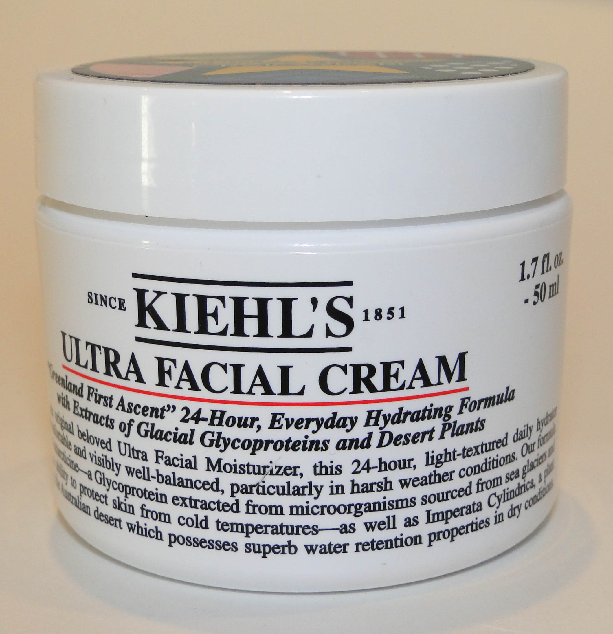 Kiehl's Ultra Facial Cream Craig & Karl
