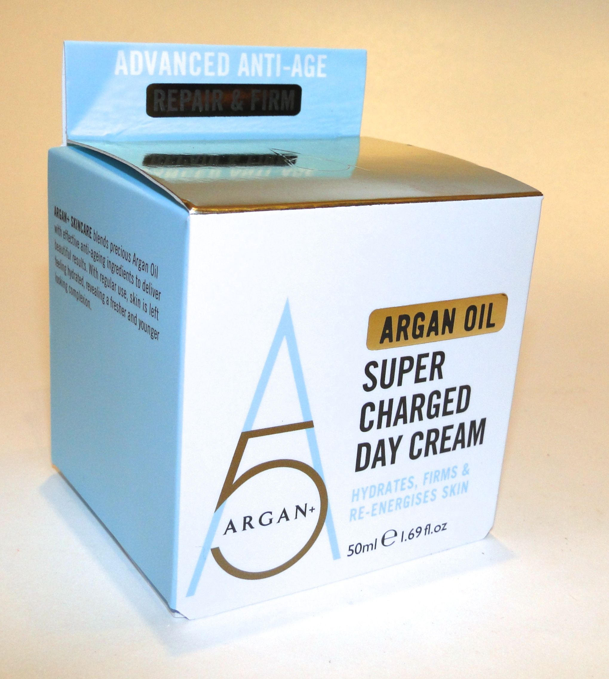 Argan 5 Super Charged Day Cream