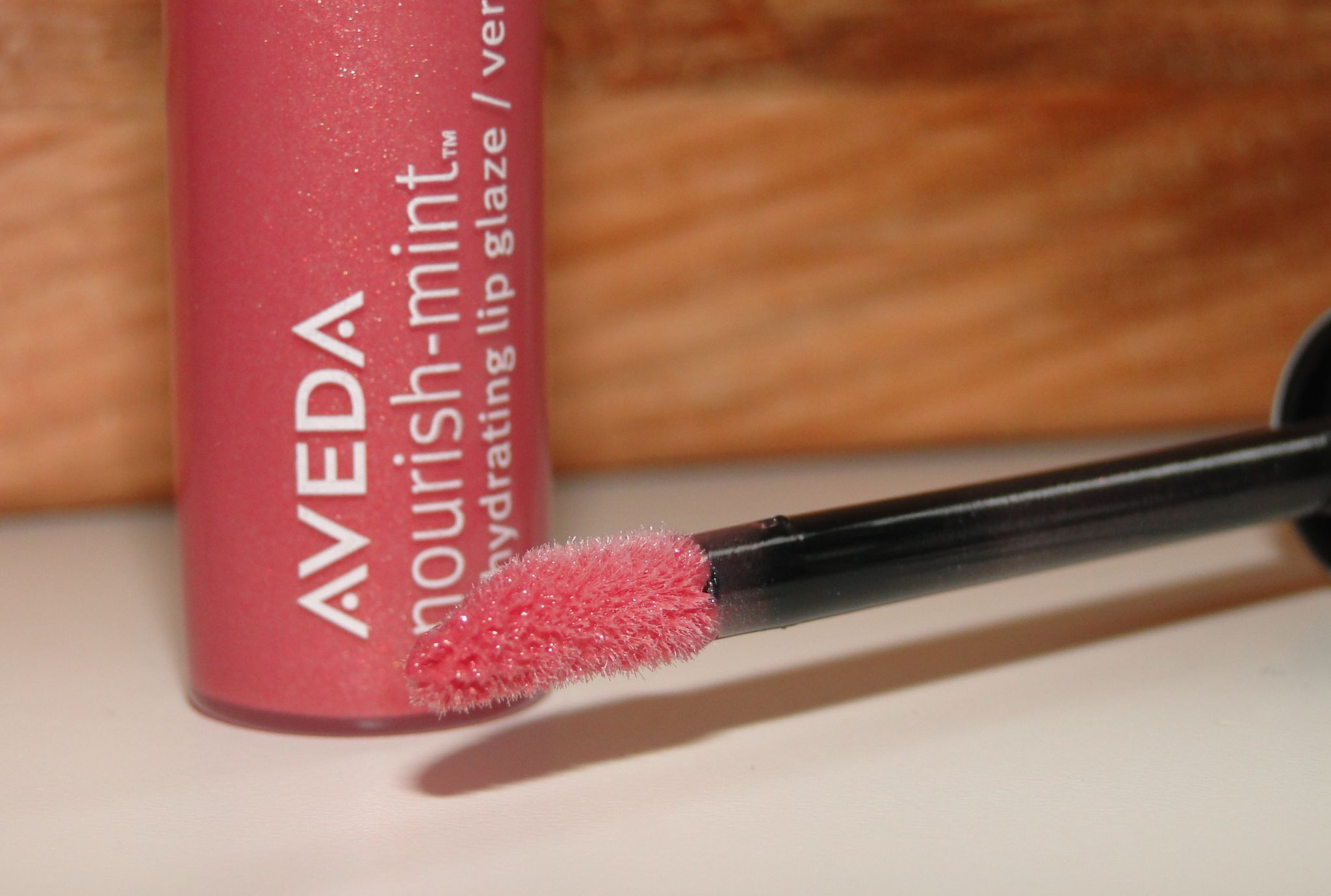 Aveda Nourish Mint Rose Blush 1