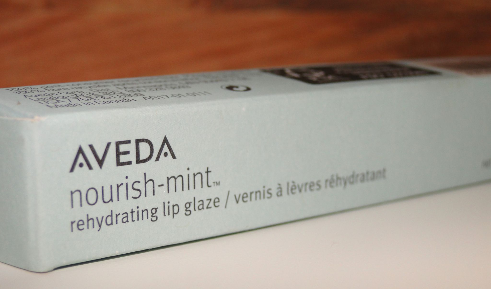Aveda Nourish Mint Rose Blush