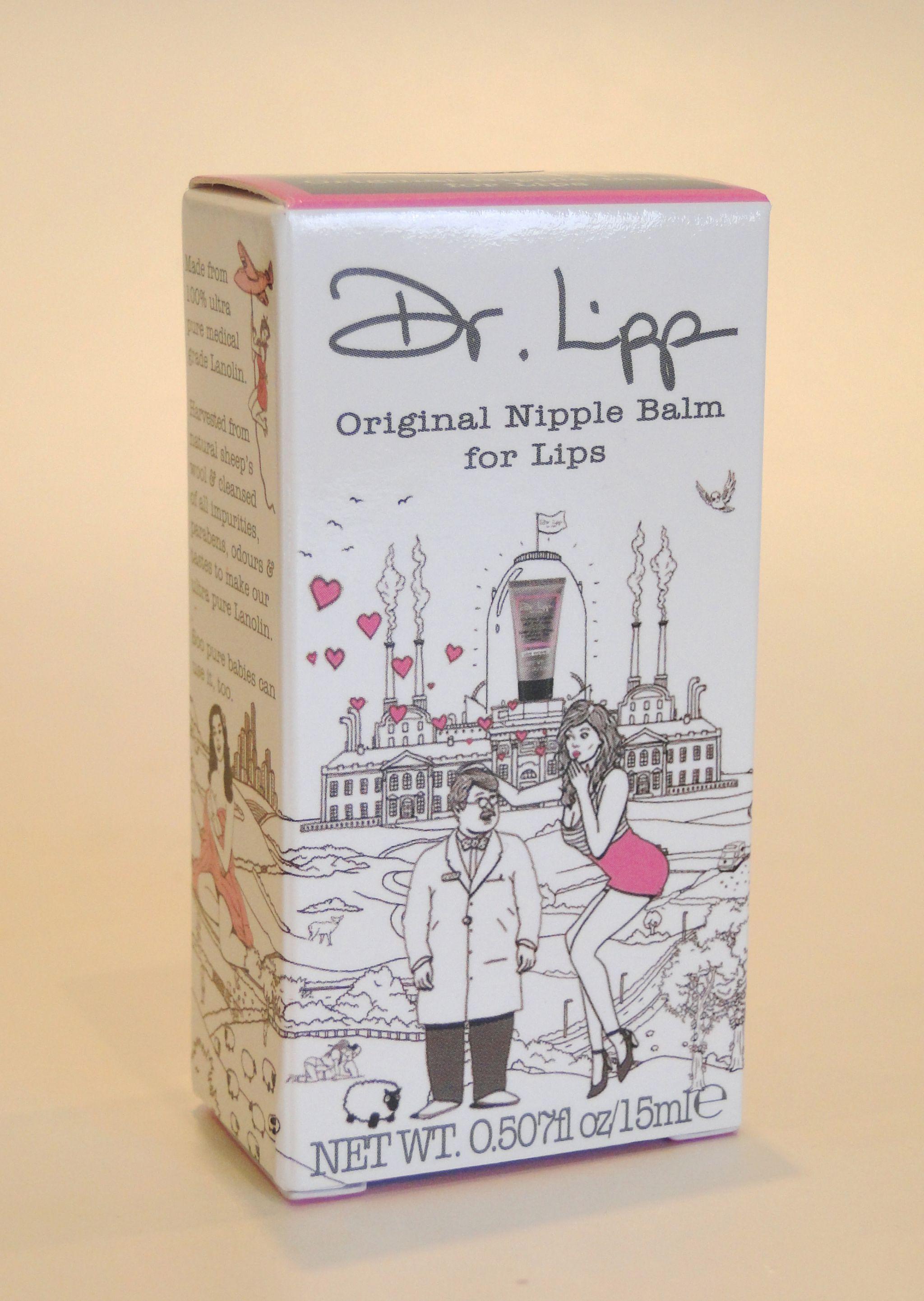 Dr Lipp Nipple Balm