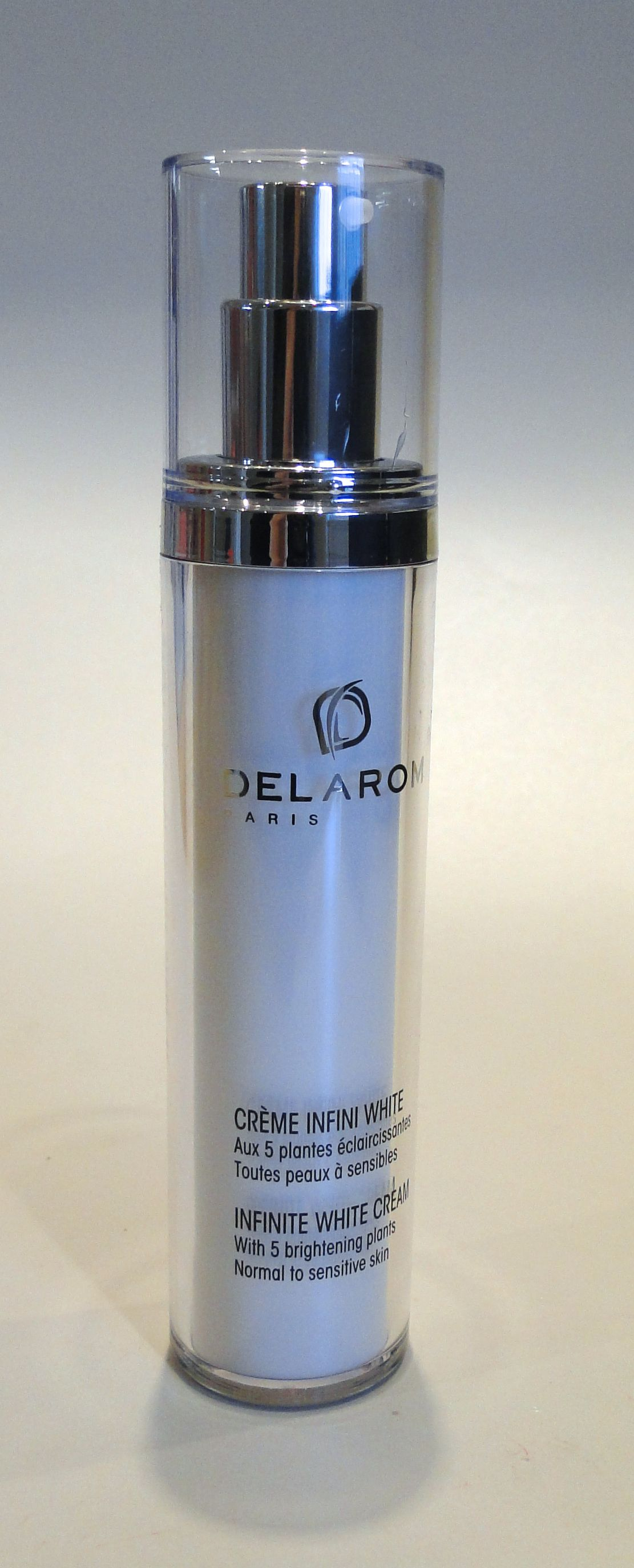 Delarom Infinite White Cream