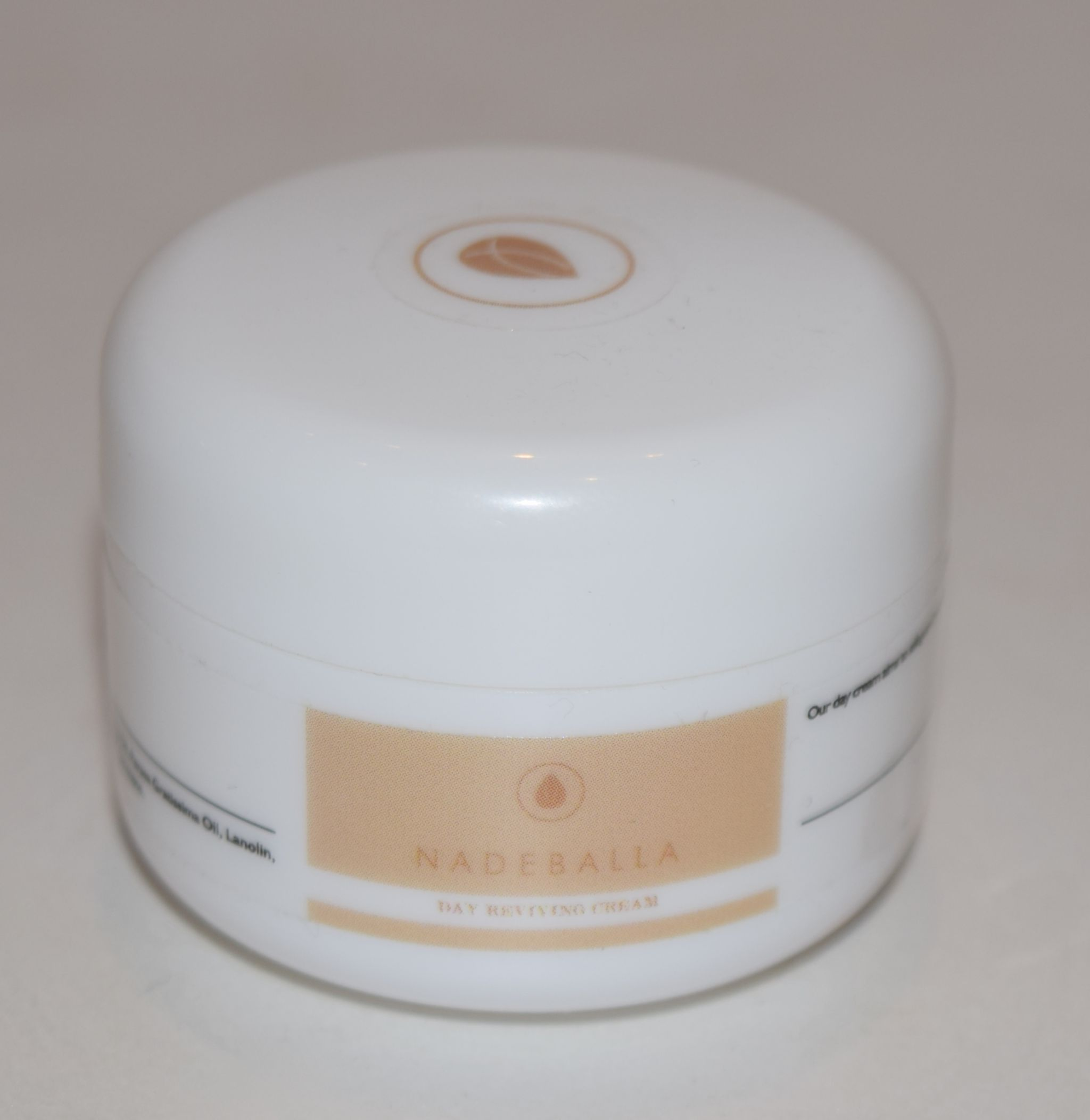 Nadebella Day Reviving Cream