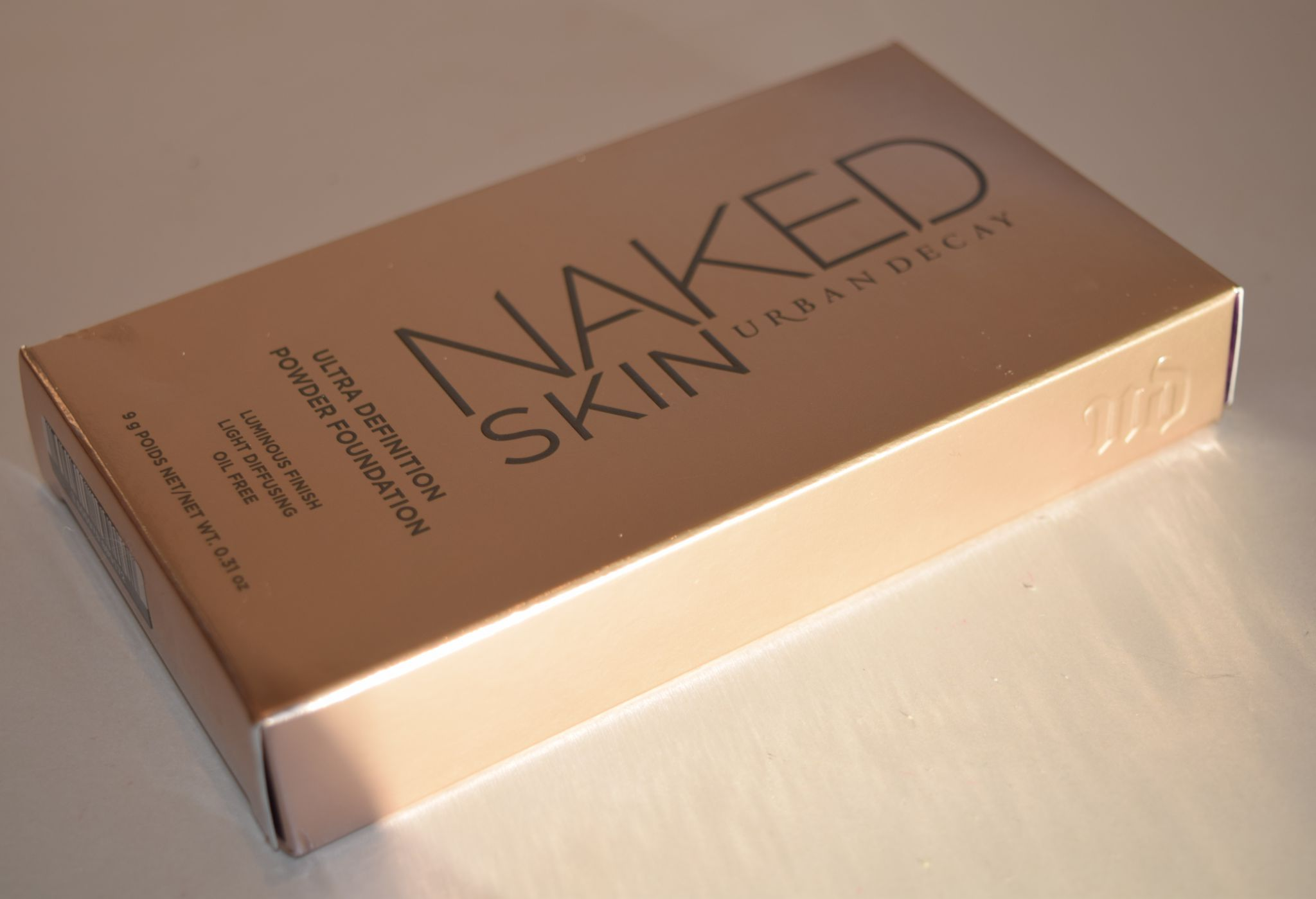 Urban Decay Naked Powder Foundation