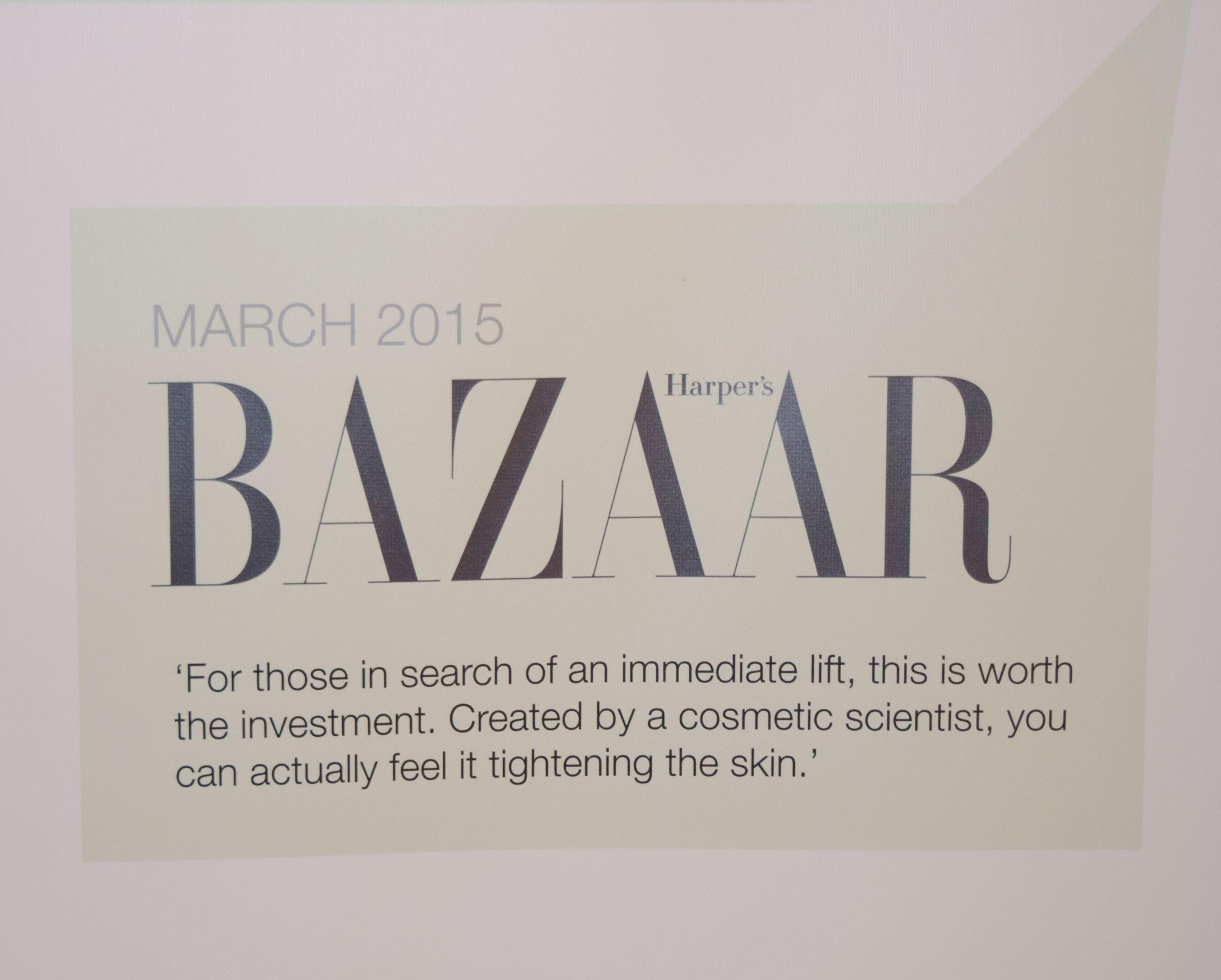 Liquilift Harpers Bazaar
