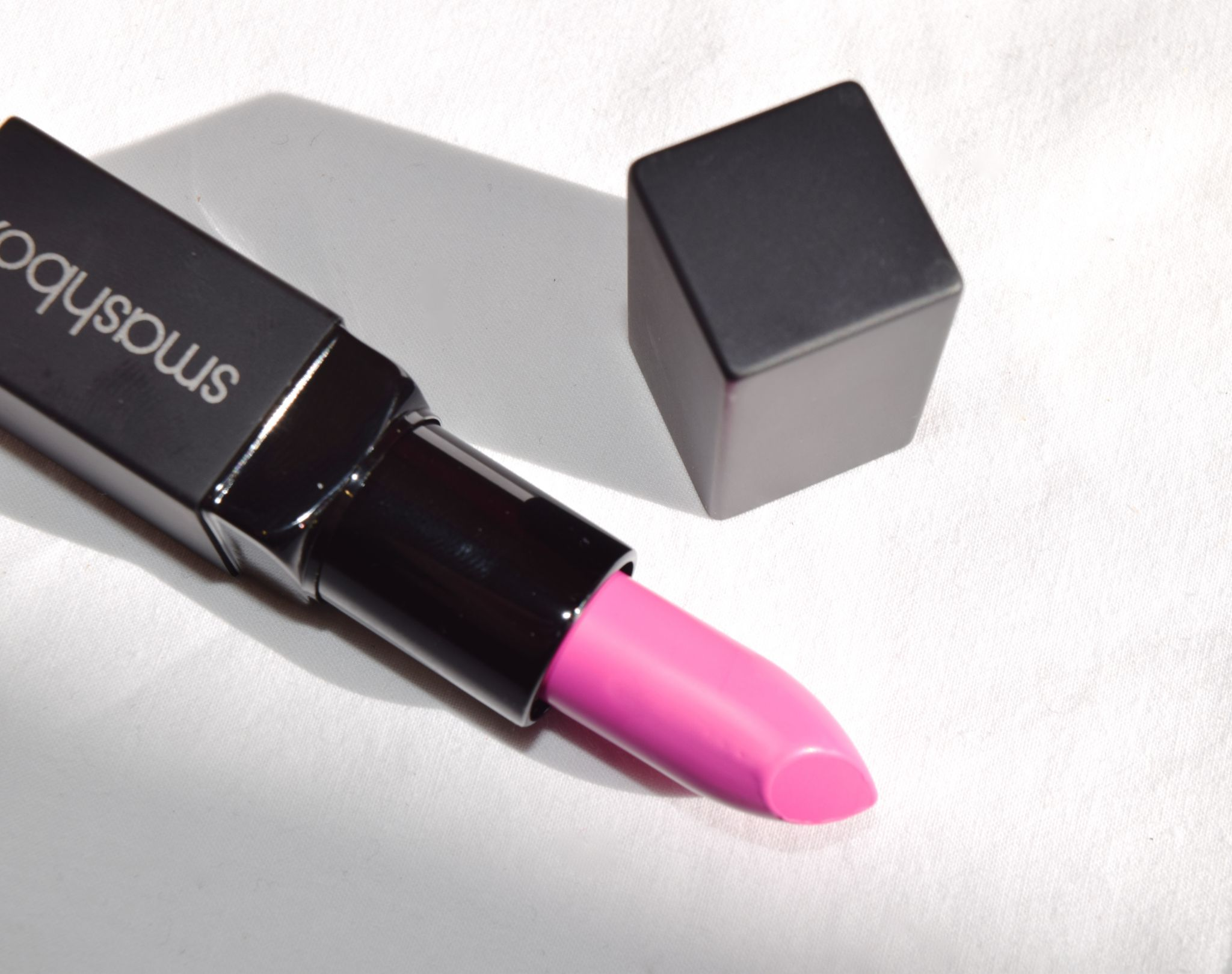 Smashbox Be Legendary Magenta Matte Lipstick 4