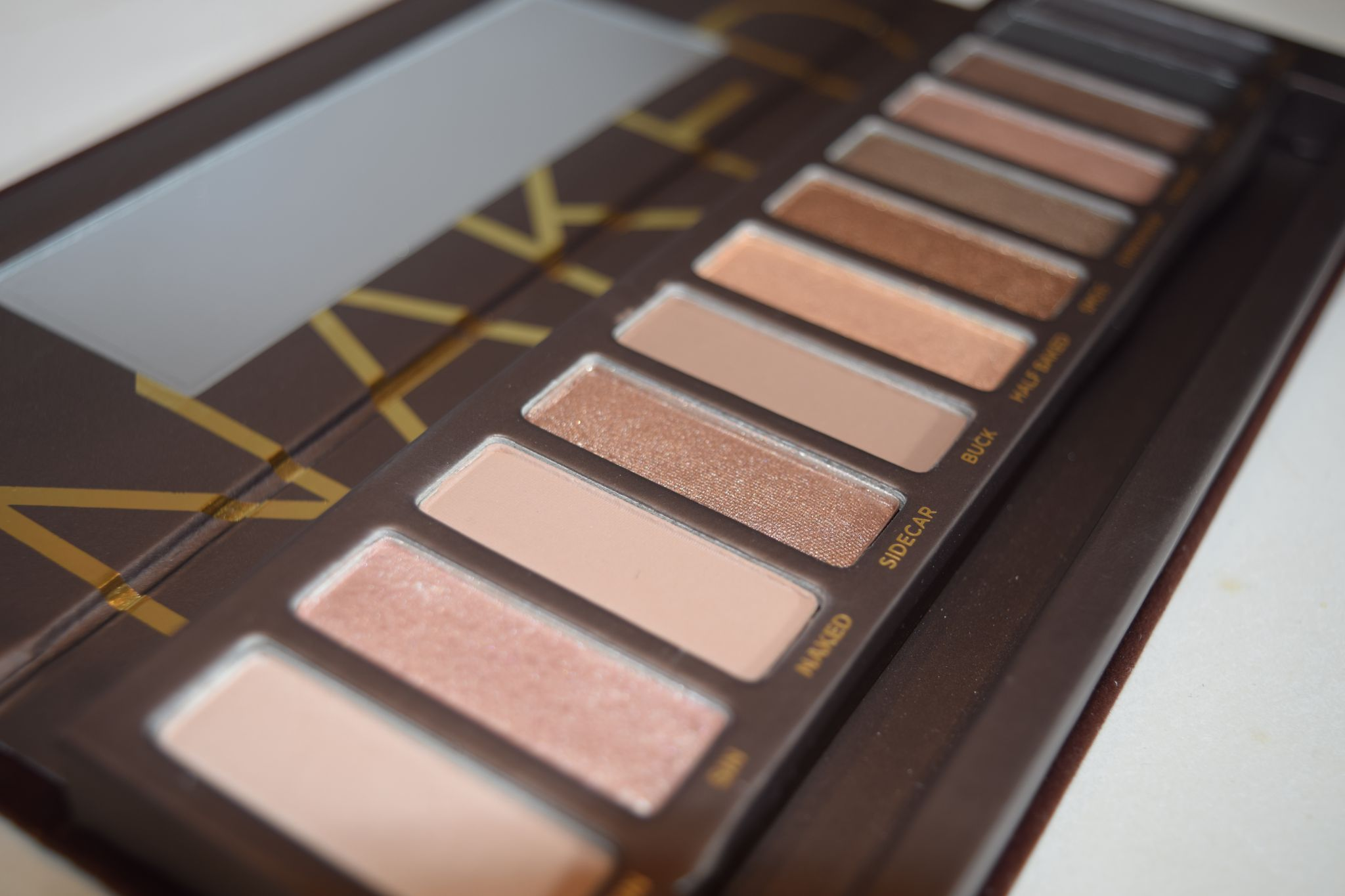 Urban Decay Naked Palette 7