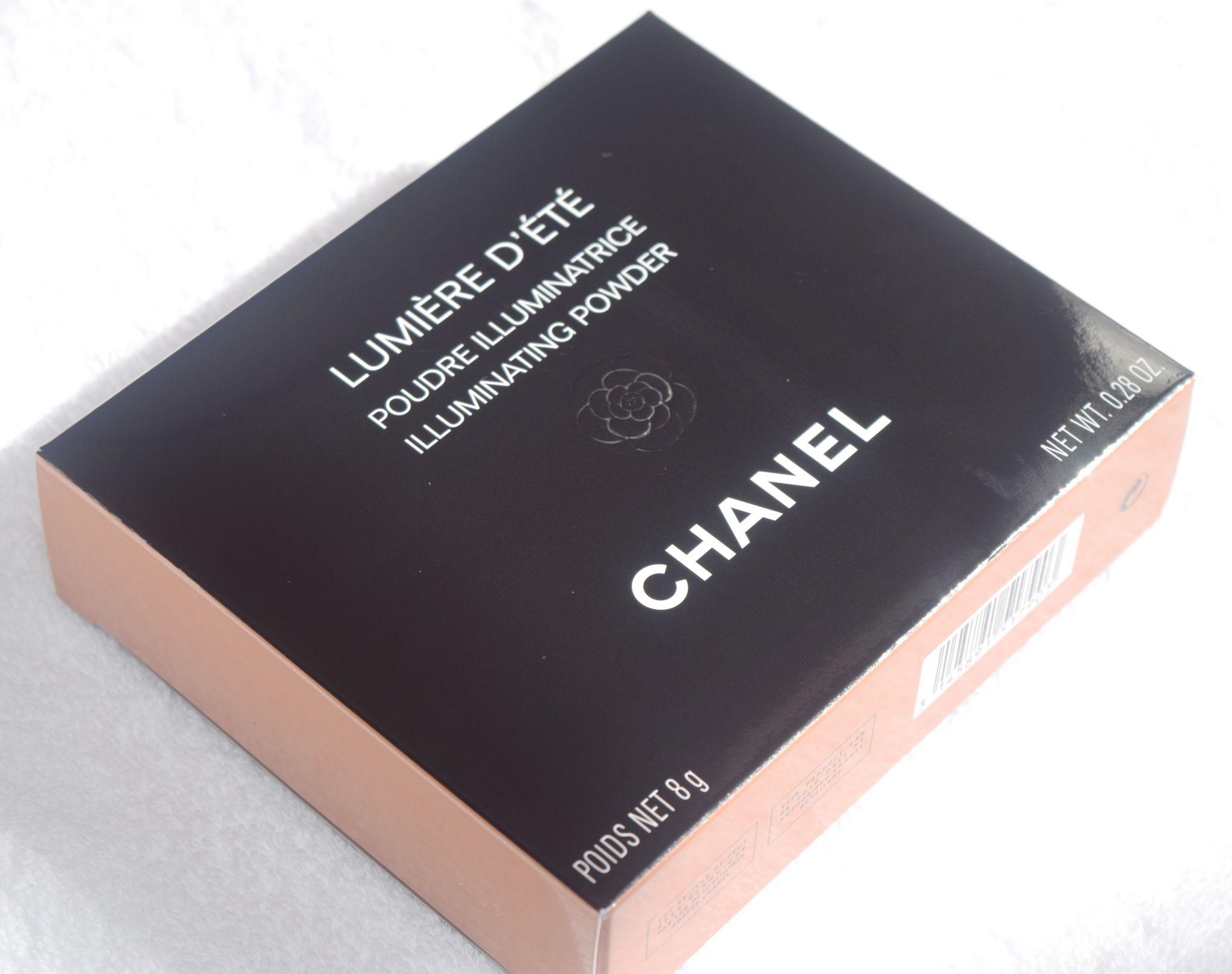 Chanel Lumière d'Été Bronzing Powder - Summer 2015