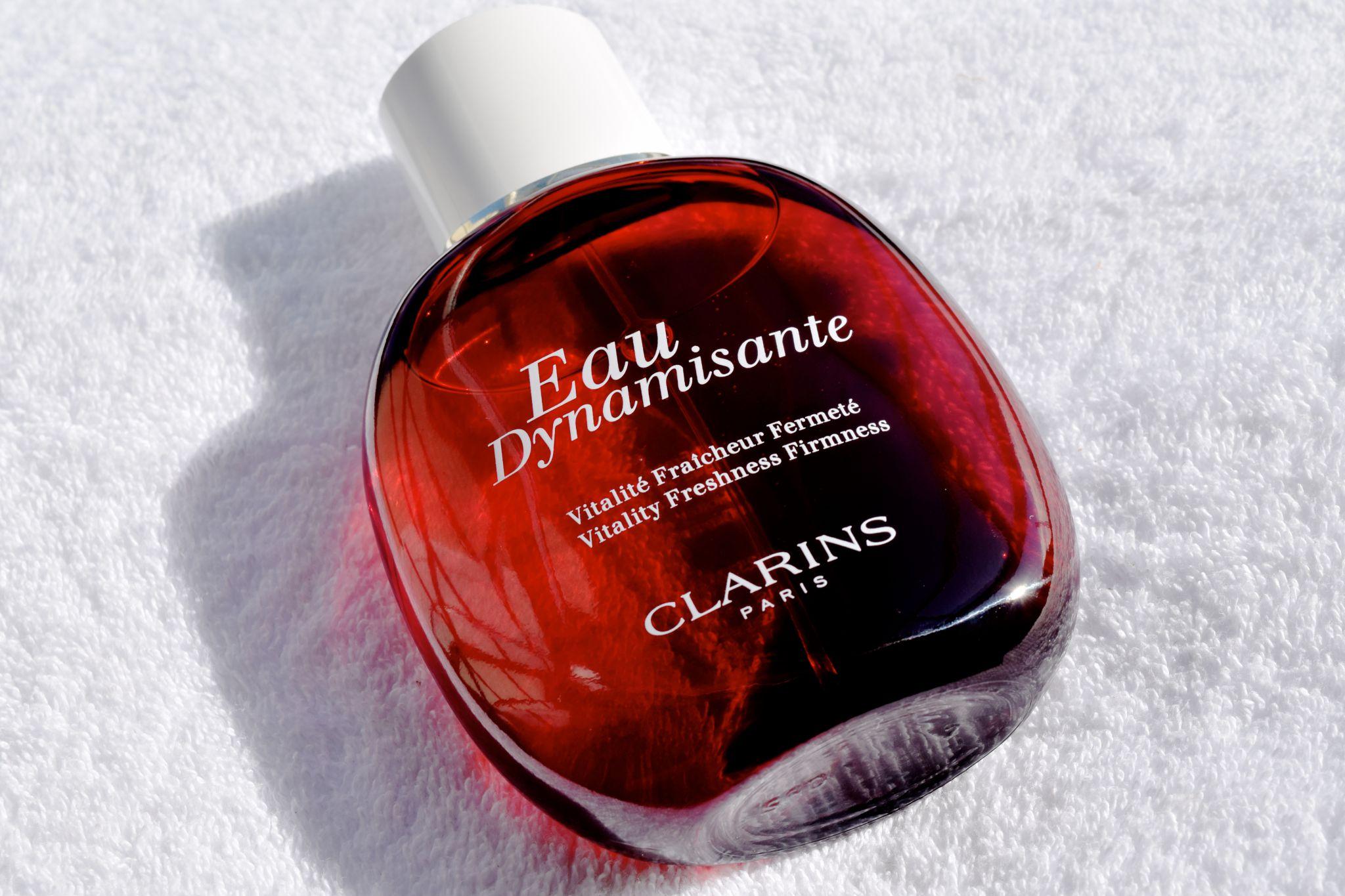 Clarins Eau Dynamisant Review