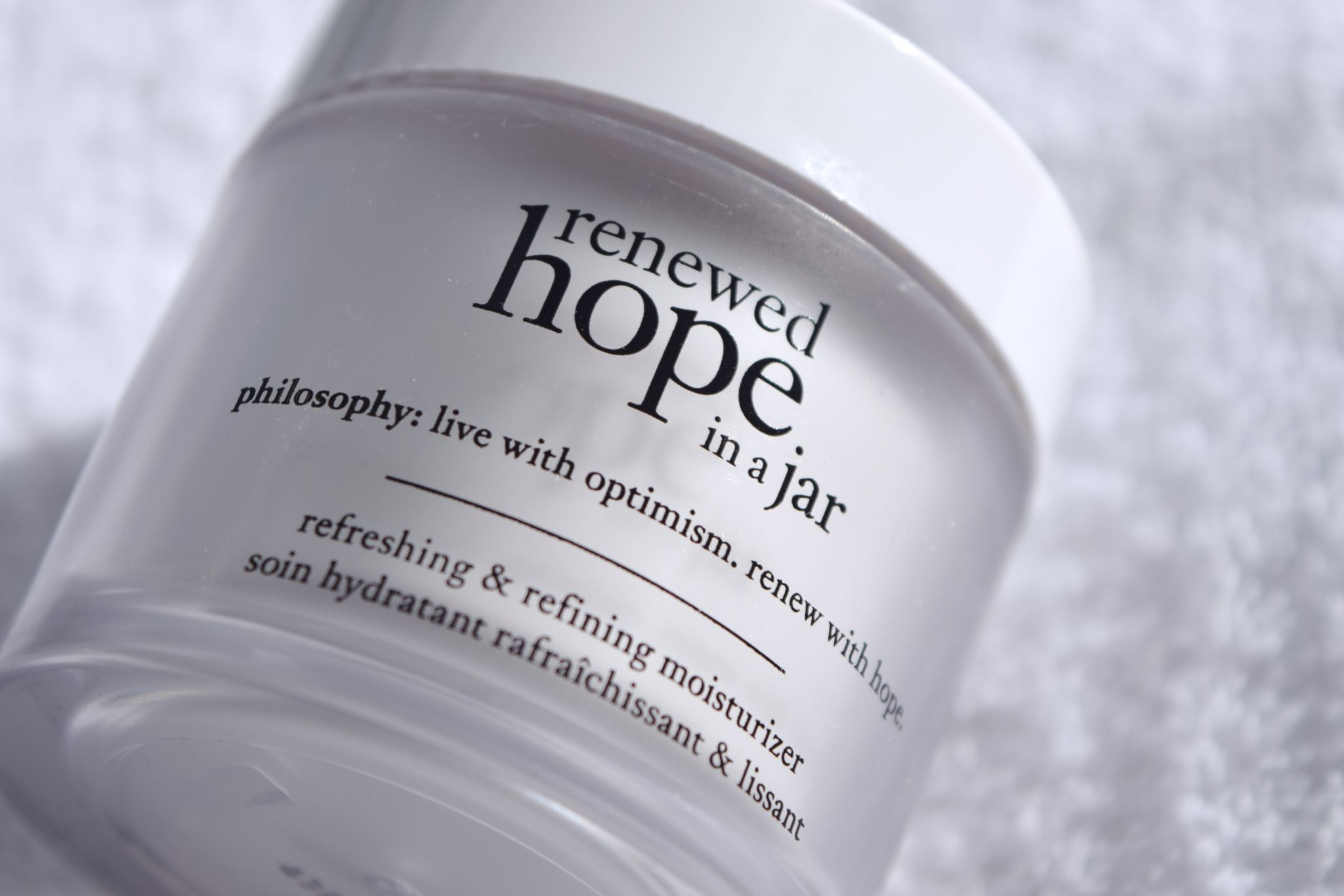 Philosophy Renewed Hope in a Jar 2
