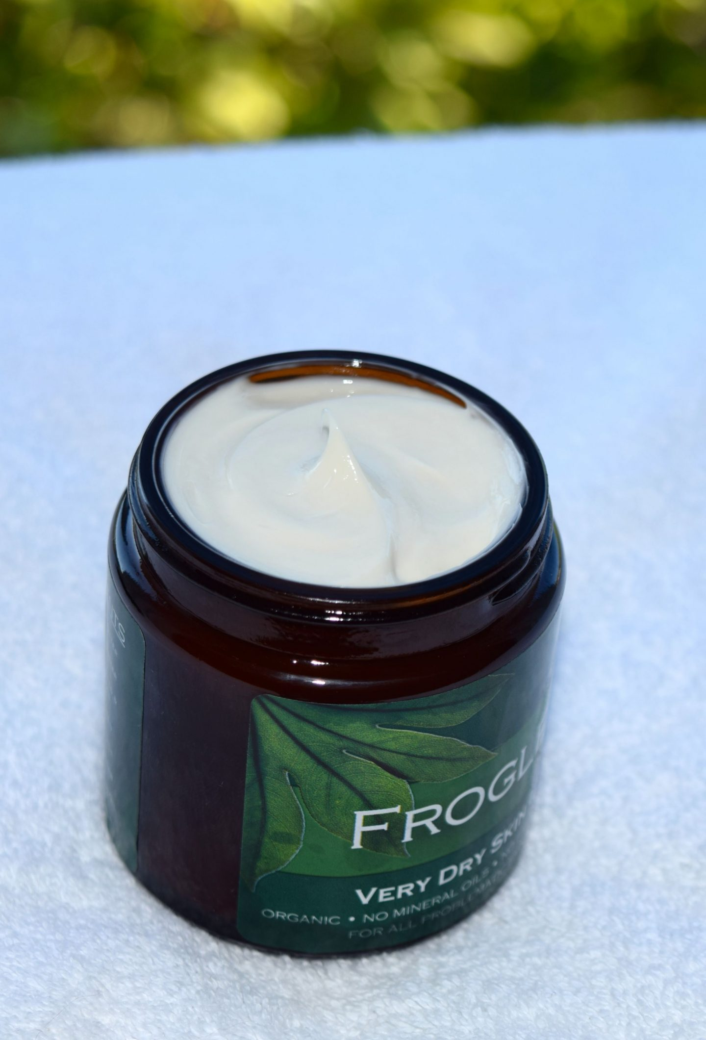 Frogleaf Very Dry Skin Cream 1