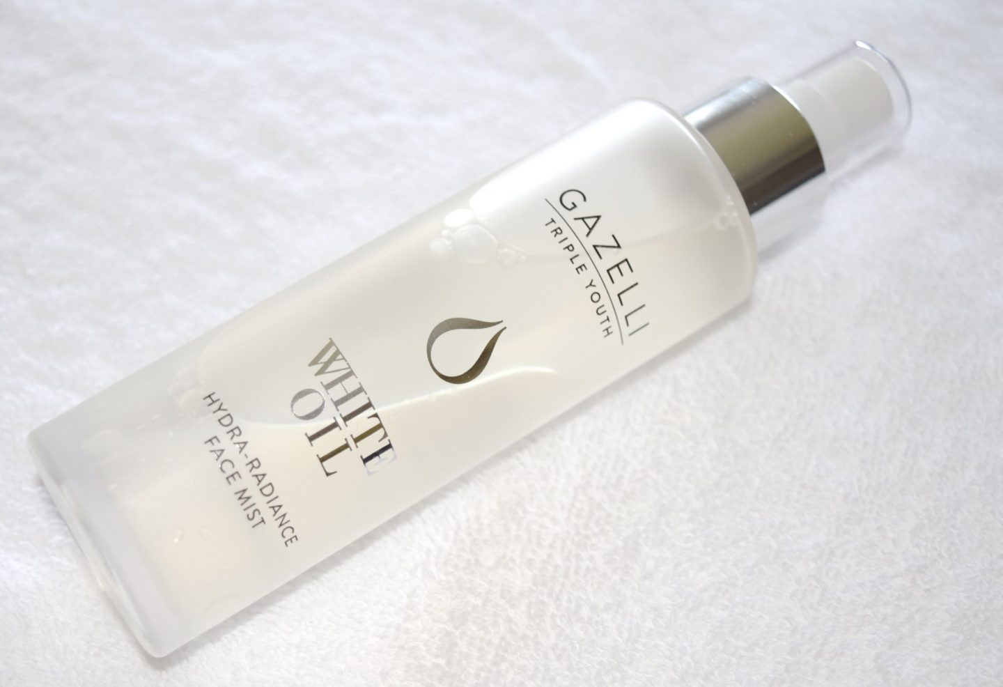 Gazelli White Flower Hydra-Radiance Face Mist 1