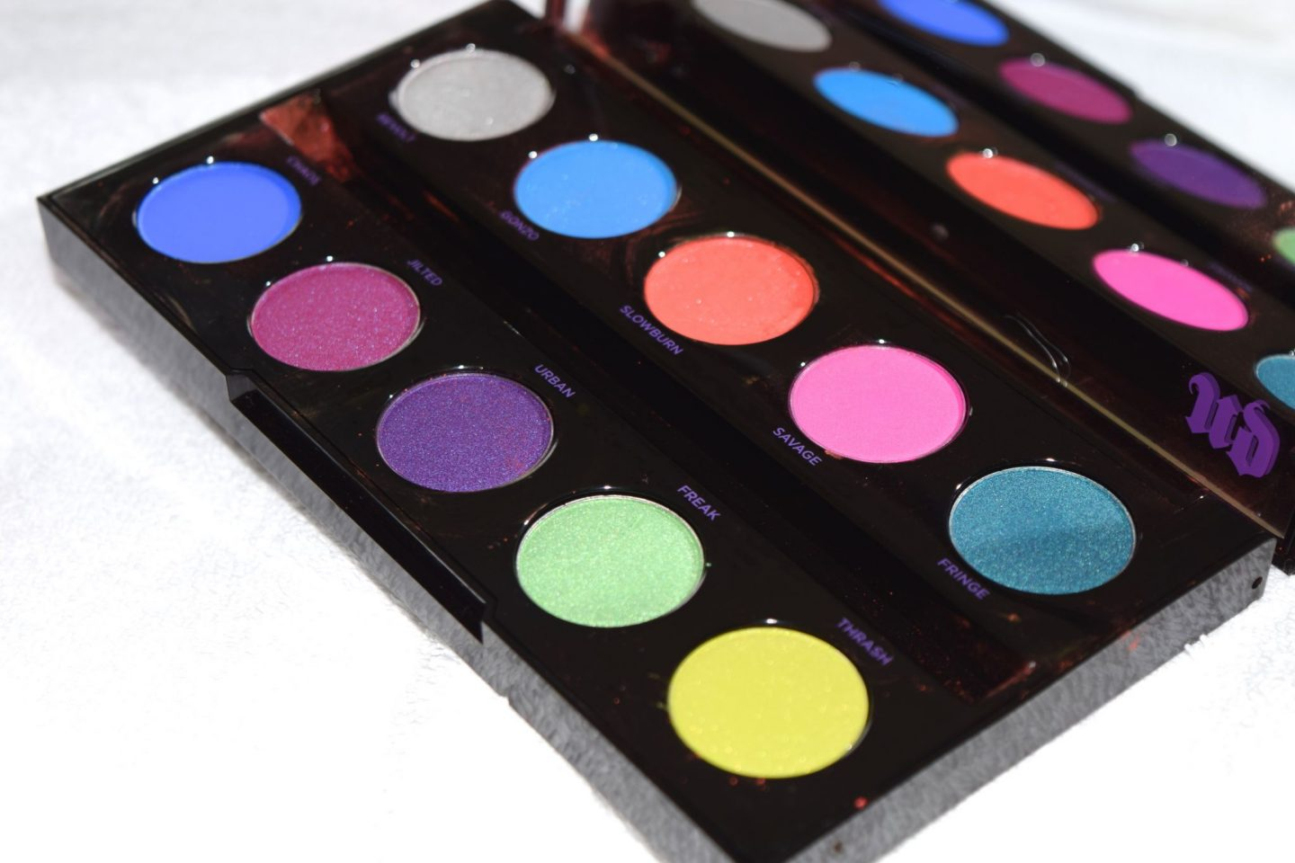 Urban Decay Electric Palette 1