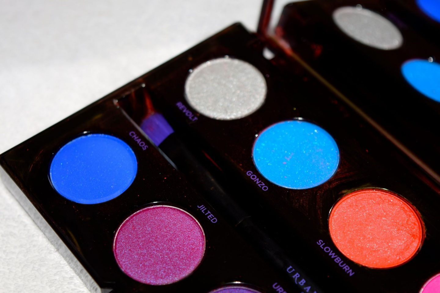 Urban Decay Electric Palette 4