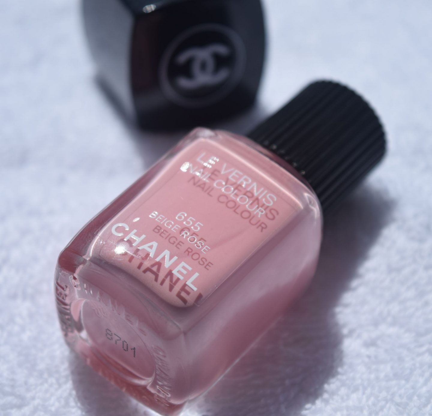 Chanel 655 Beige Rose 1