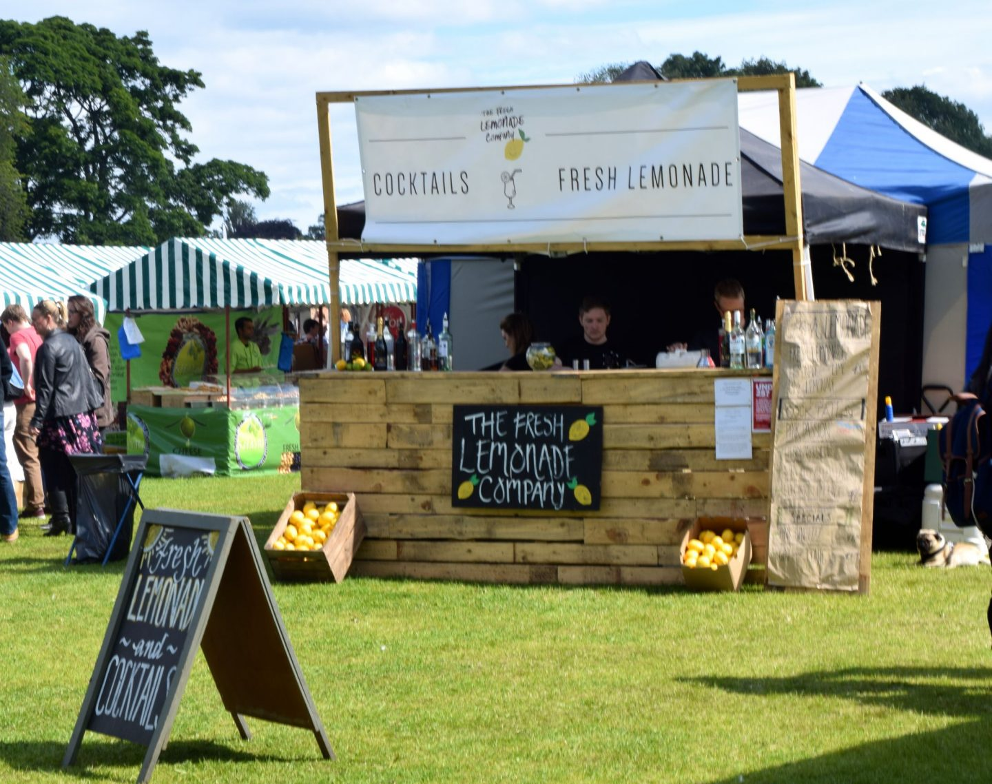Edinburgh Foodie Festival 3