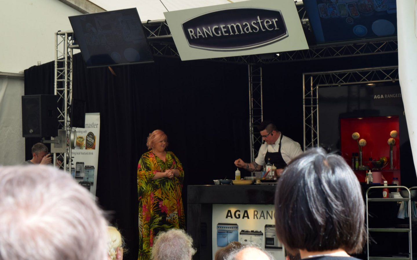 Edinburgh Foodie Festival 4