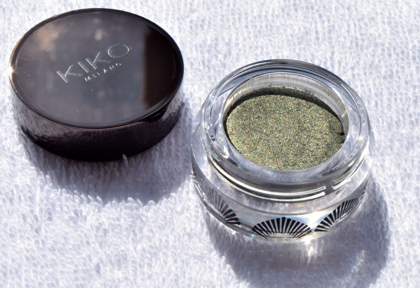 Kiko 05 Metallic Shine eyeshadow 2