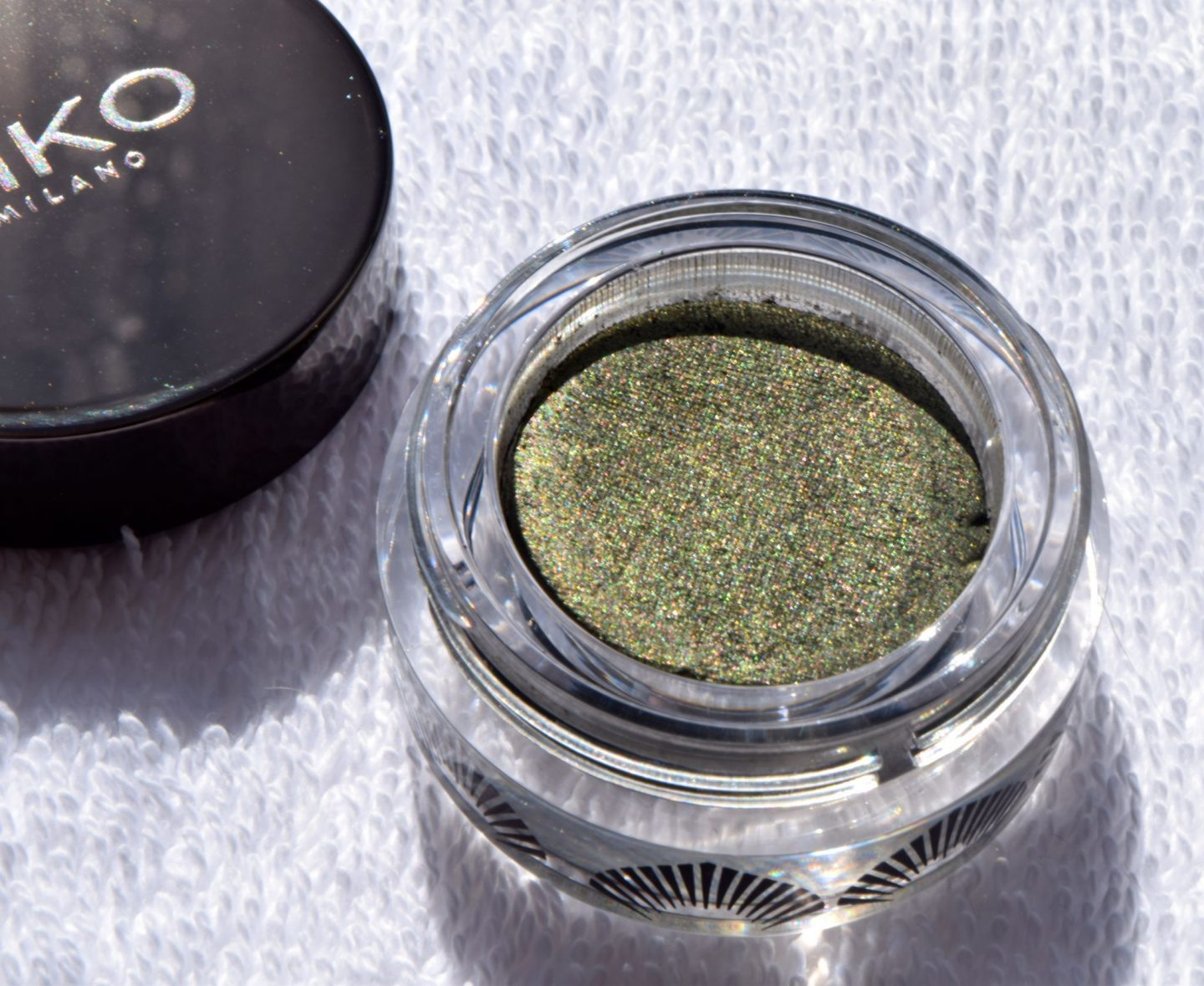 Kiko 05 Metallic Shine eyeshadow 3