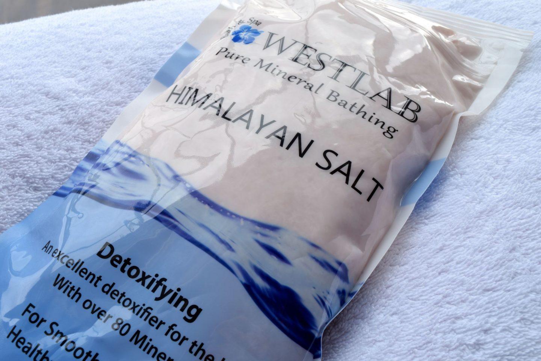 Westlab Detoxifying Himalayan Salts
